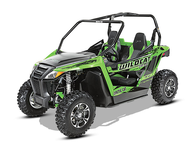 Arctic Cat Wildcat Utv Top Speed