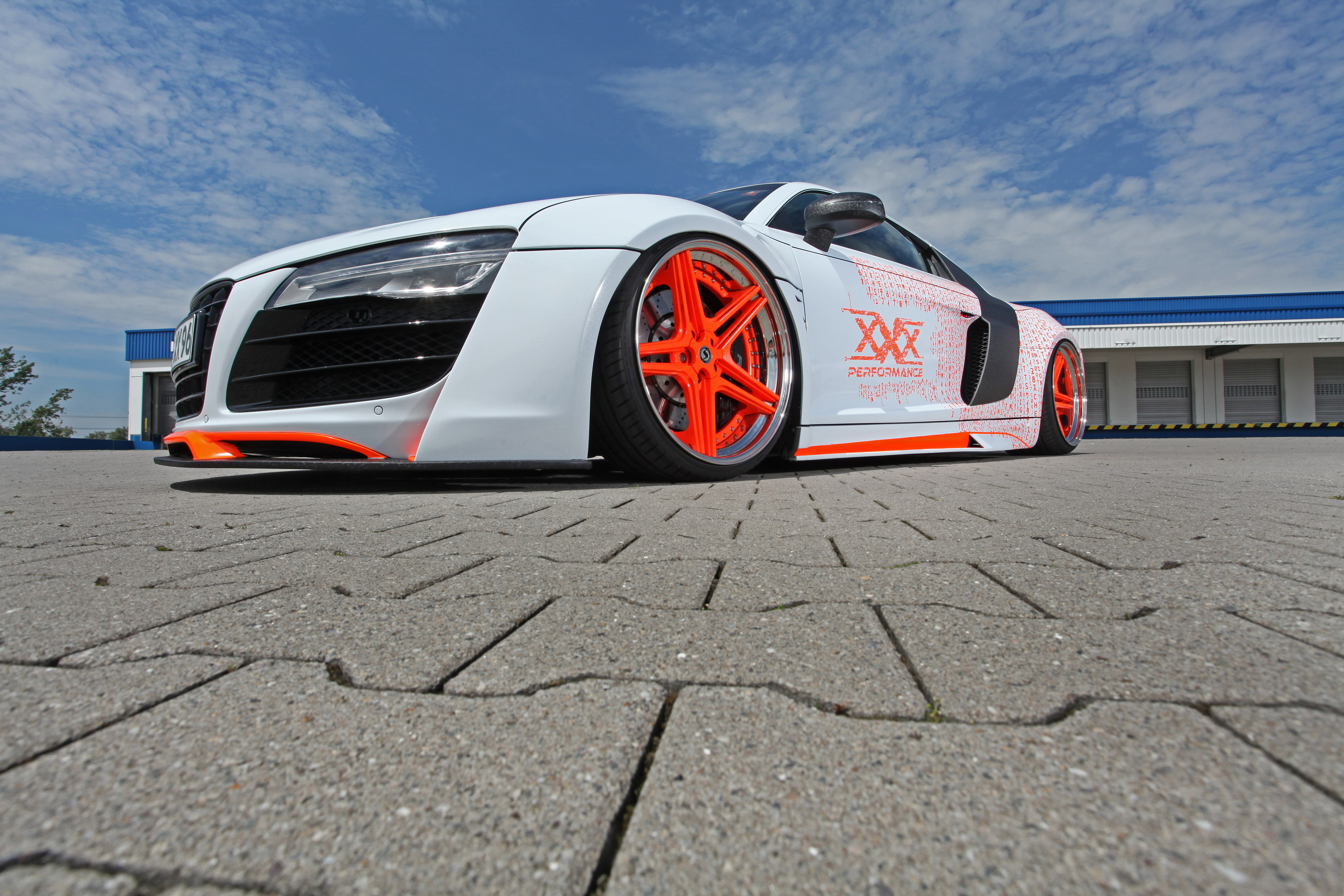 2014 Audi R8 By XXX Performance | Top Speed. »