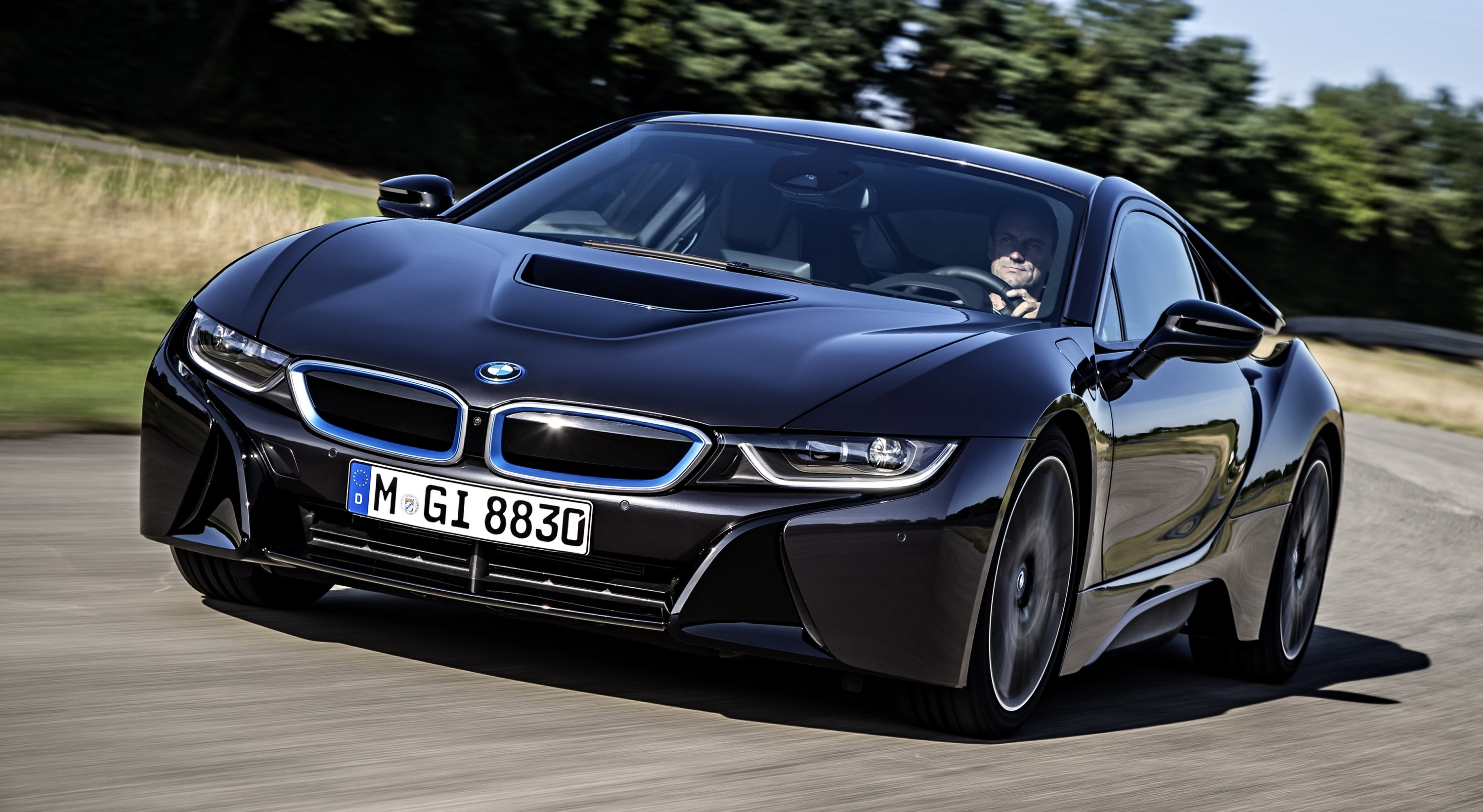 BMW I8 Top Speed >> Bmw I8 Sold Out In The Uk Pictures Photos Wallpapers