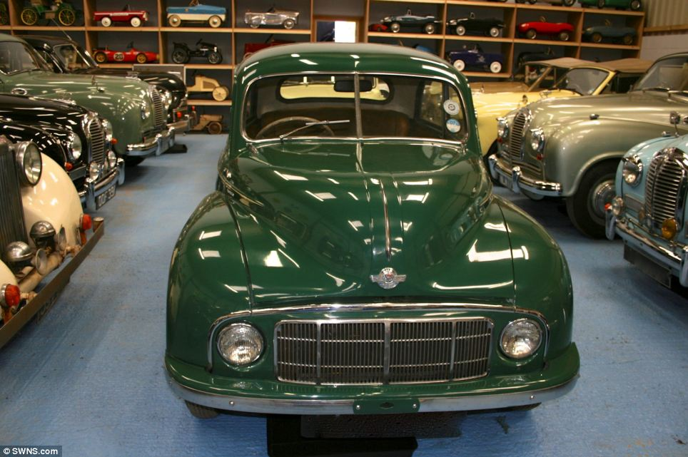 British Dentist Sells His Private Car Collection To Jaguar News ...