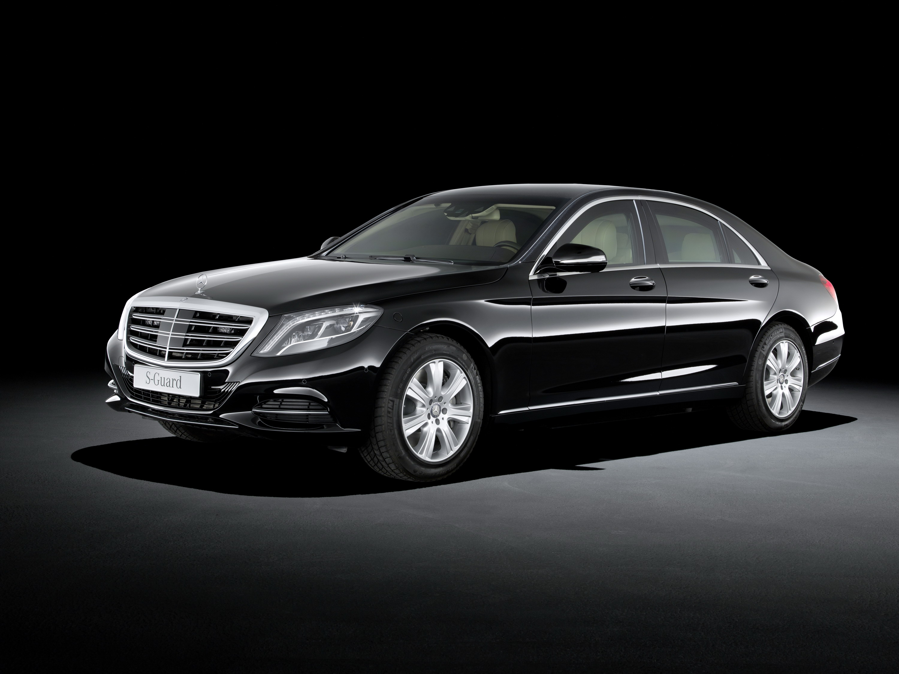 2015 Mercedes-Benz S600 Guard | Top Speed. »