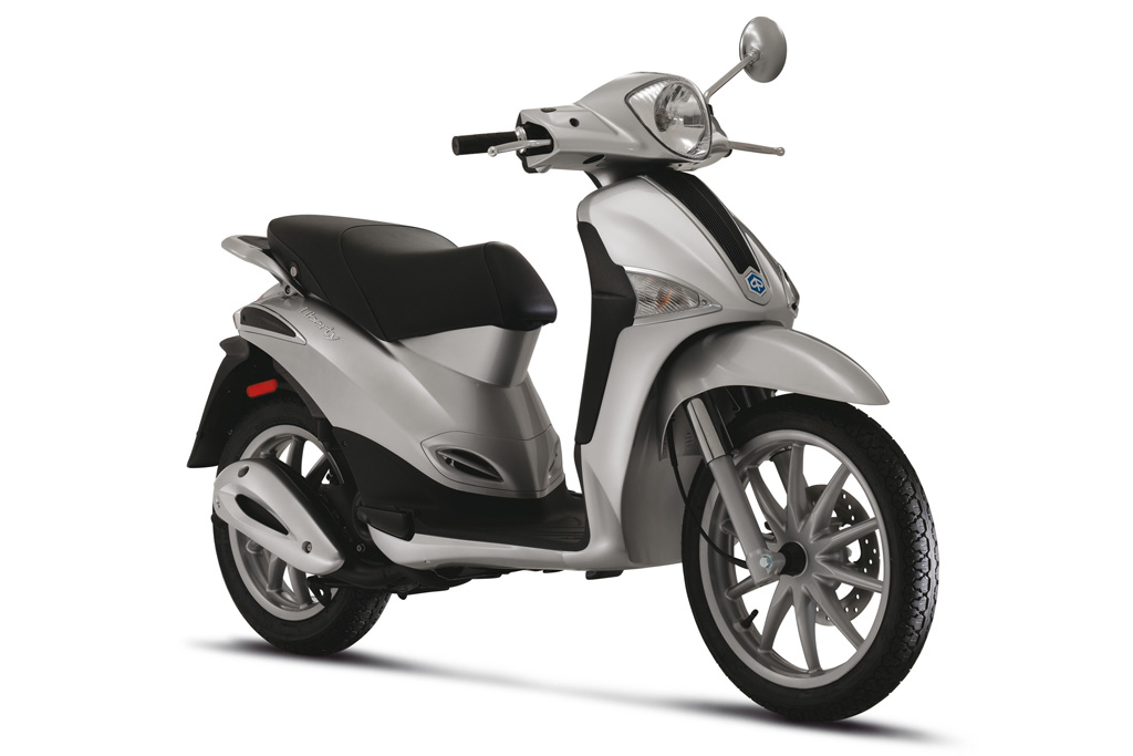 2014 Piaggio Liberty 50 2T Pictures, Photos, Wallpapers