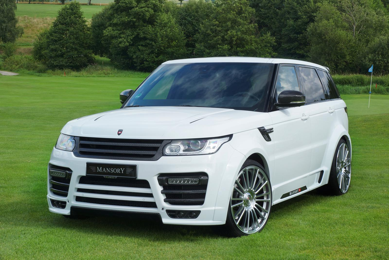 2014 Land Rover Range Rover Sport By Mansory | Top Speed. »