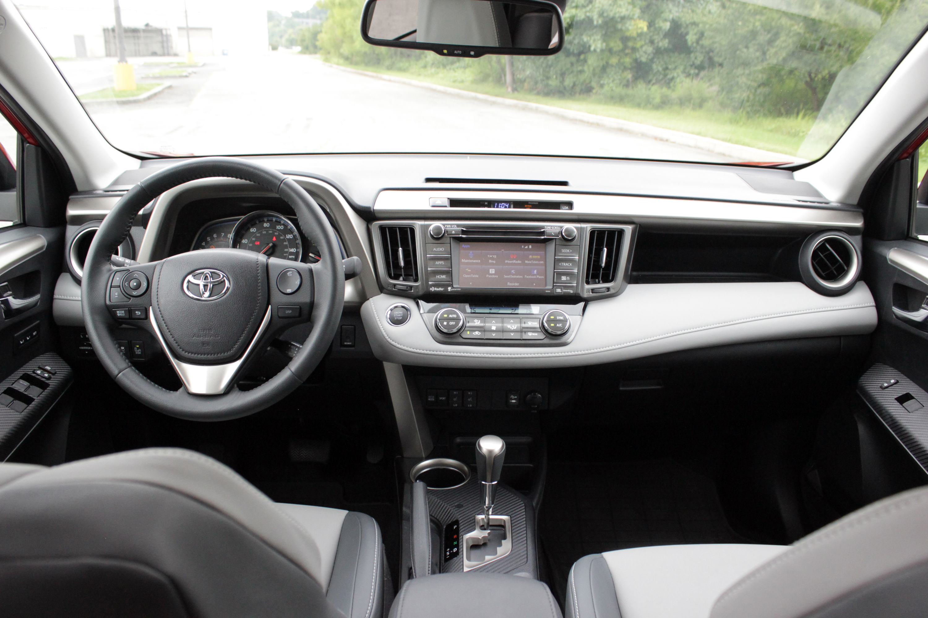 buyers gear toyota reviews rav review top car the interior guide