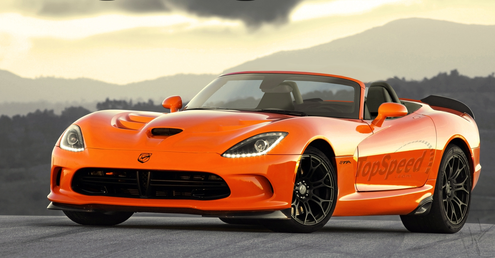2016 Dodge Viper Roadster Review Top Speed