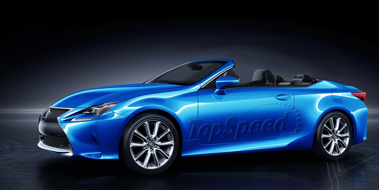 2016 Lexus Rc Convertible Pictures Photos Wallpapers