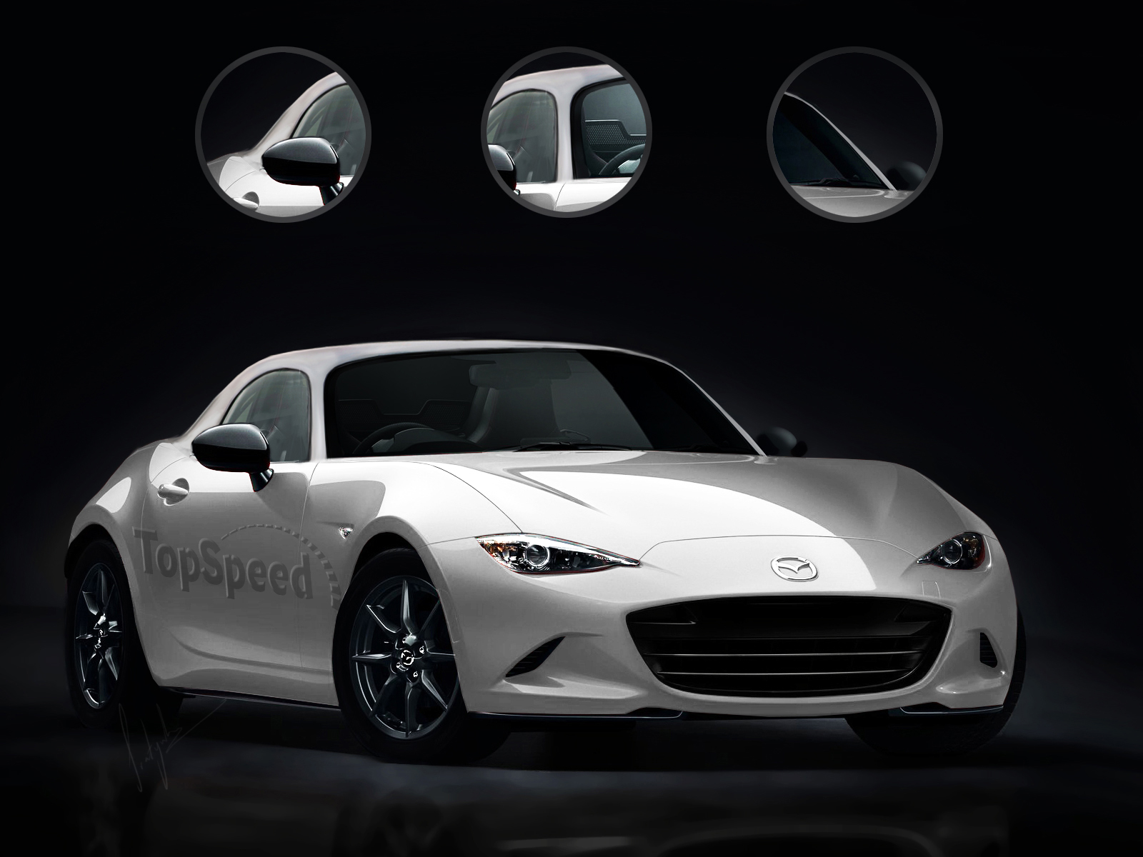 2017 mazda mx 5 coupe pictures photos wallpapers top speed. Black Bedroom Furniture Sets. Home Design Ideas