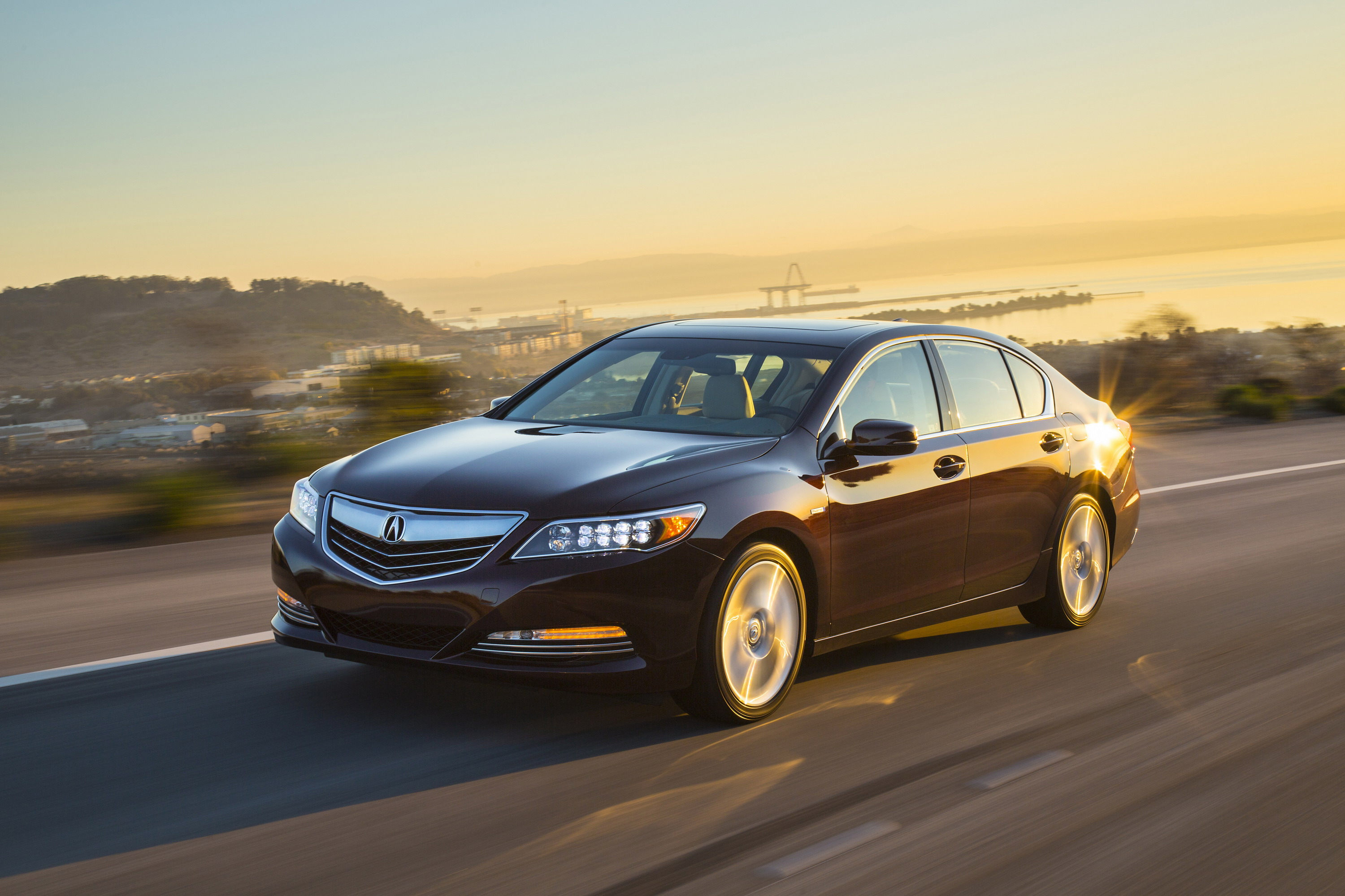 2014 acura rlx sport hybrid sh awd review top speed. Black Bedroom Furniture Sets. Home Design Ideas