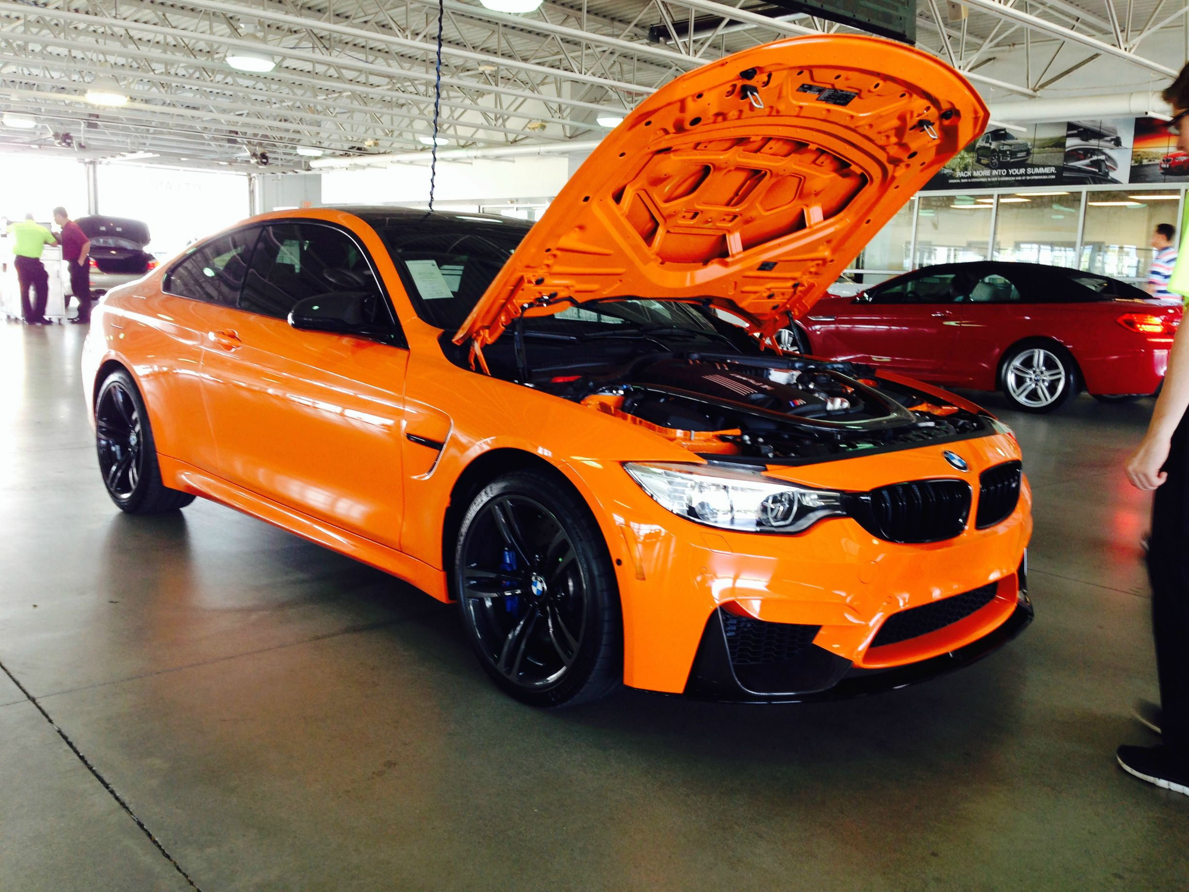 2015 Bmw M4 Lime Rock Special Edition Top Speed