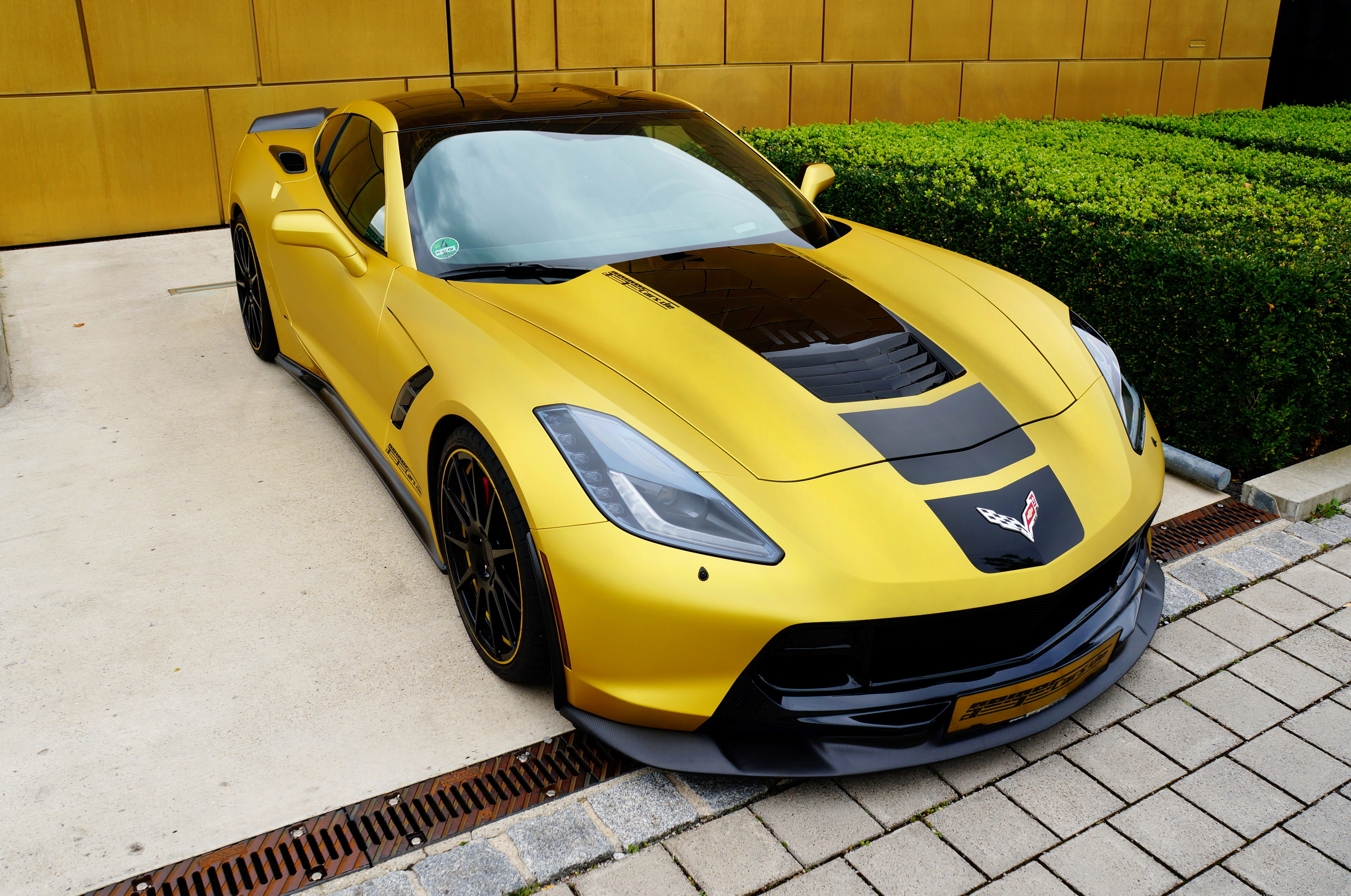 2014 Chevrolet Corvette C7 Stingray By Geigercars Top Speed