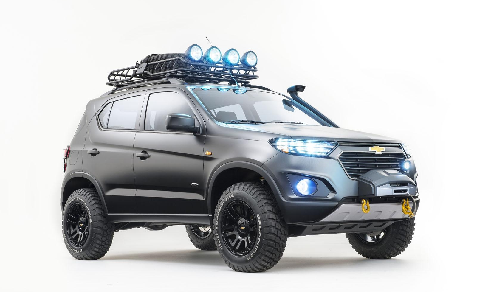 chevrolet niva suv concept review top speed. Black Bedroom Furniture Sets. Home Design Ideas