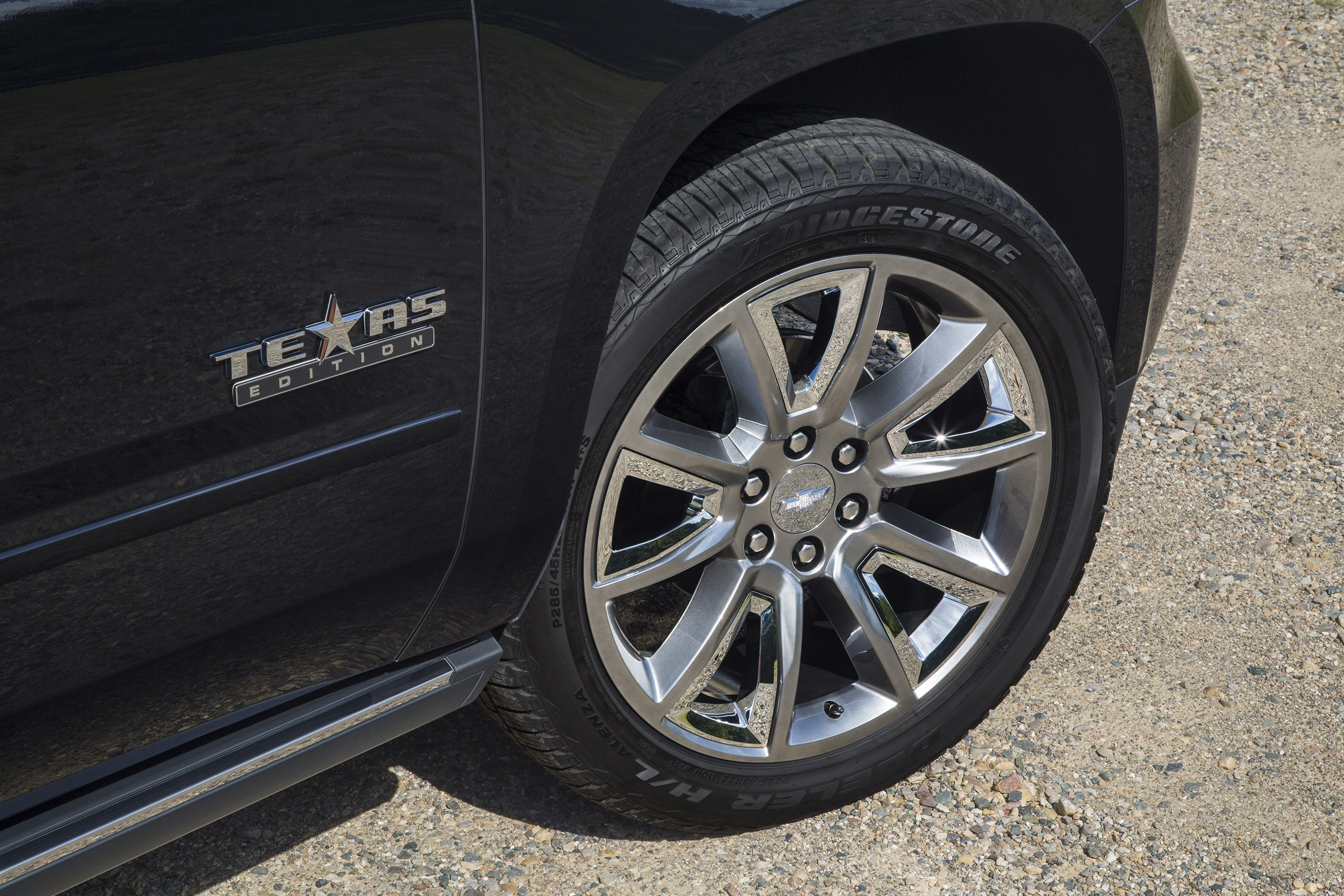 They say everything s bigger in texas and it doesn t get much bigger than the chevy suburban for 2015 chevrolet is rolling out its newest texas