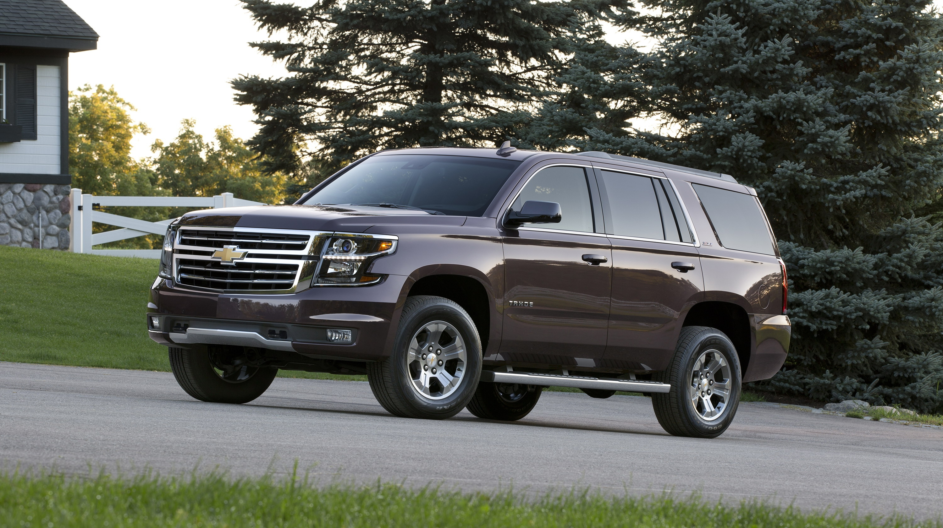 2015 Chevrolet Tahoe Z71 | Top Speed