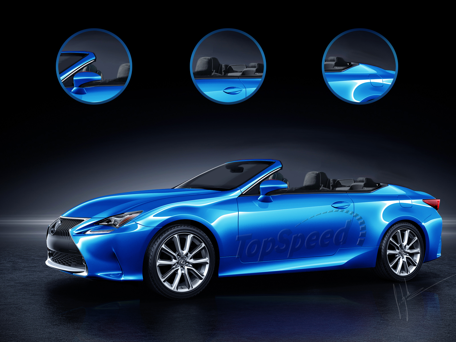 2016 Lexus RC Convertible | Top Speed. »
