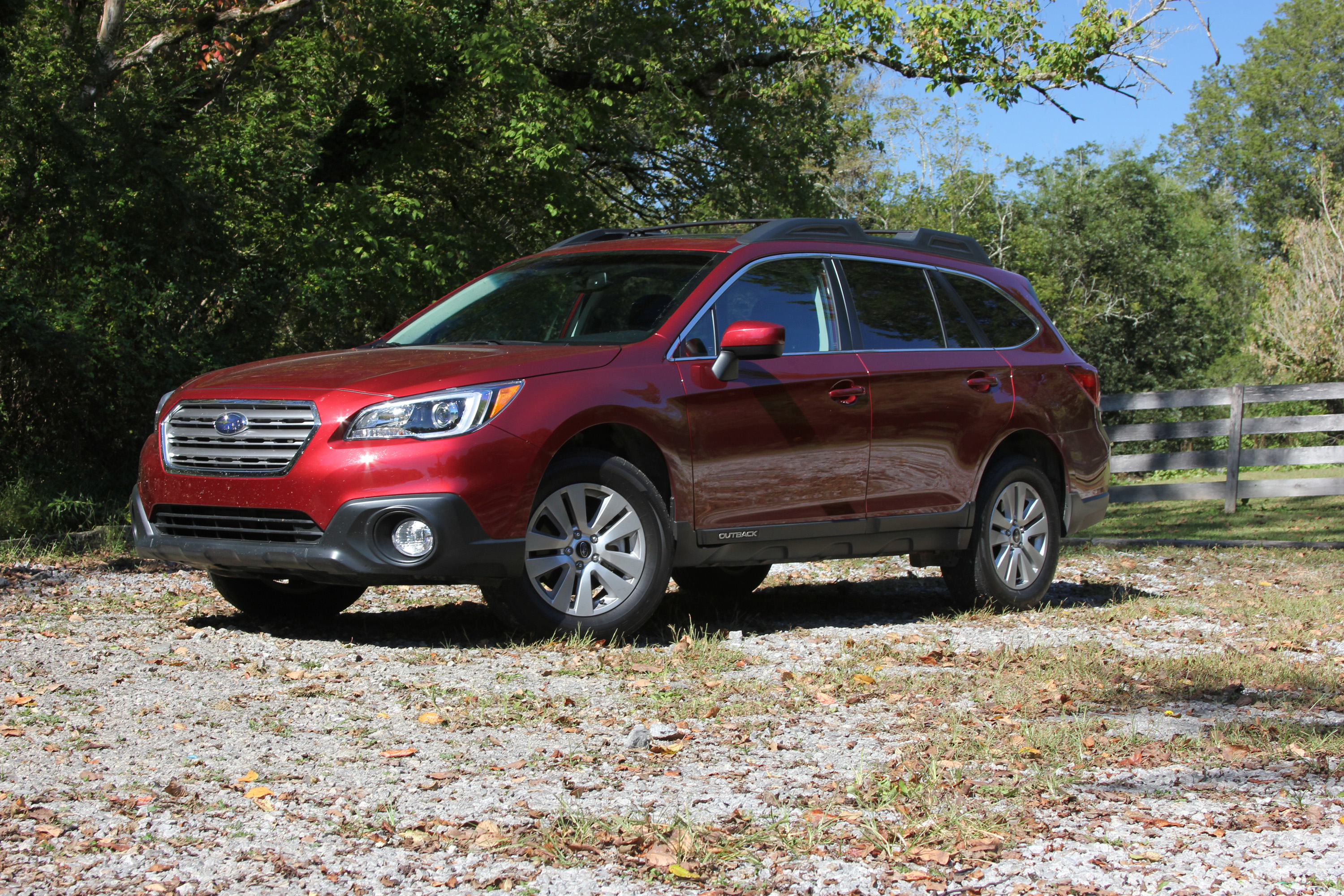 2015 Subaru Outback - Driven | Top Speed. »
