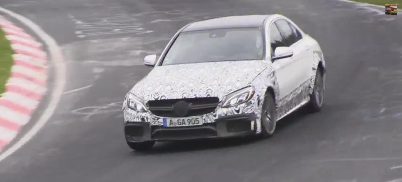 video 2015 mercedes benz c63 amg laps nurburgring top speed. Black Bedroom Furniture Sets. Home Design Ideas