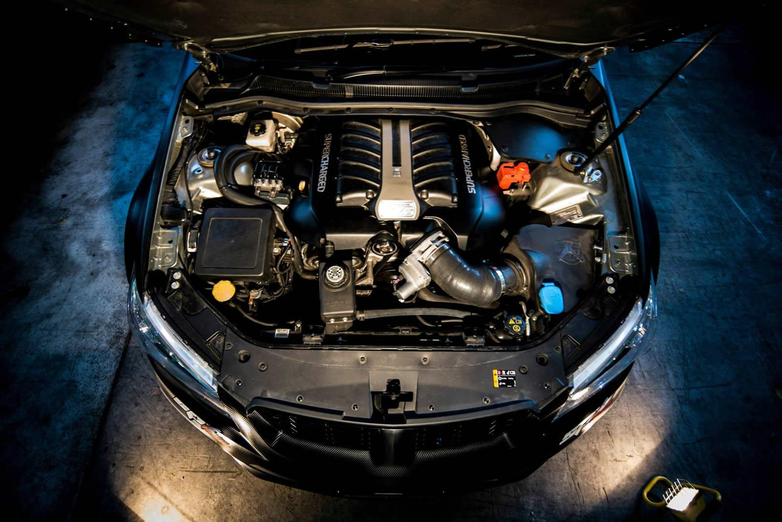 2006 - 2014 Holden Commodore Limited Edition Supercharger Package By