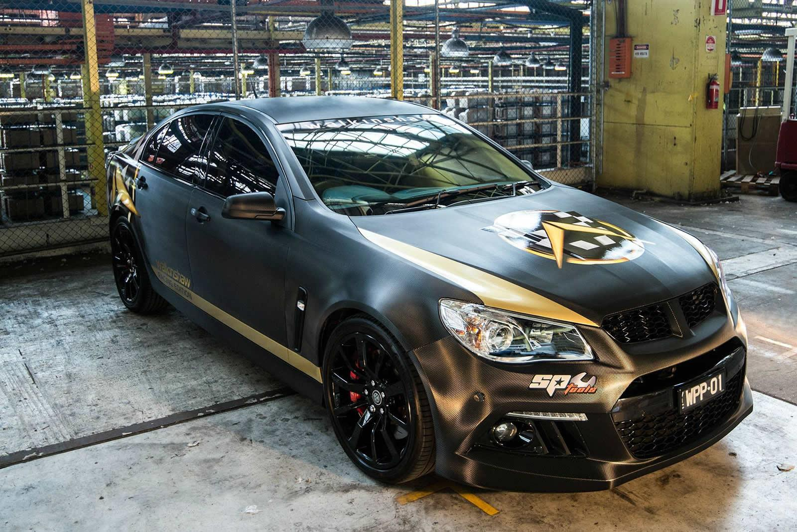 2006 - 2014 Holden Commodore Limited Edition Supercharger
