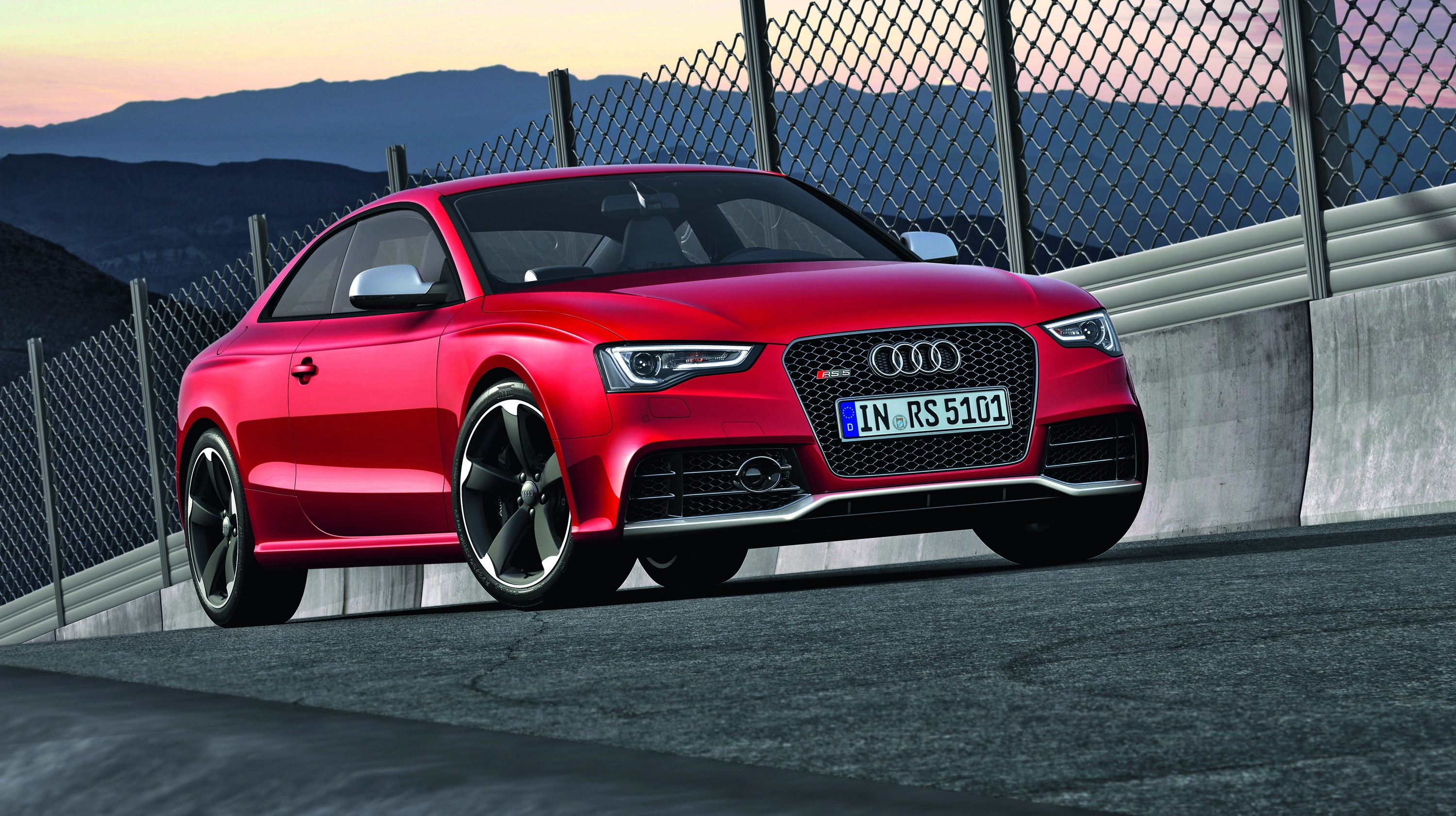 2014 Audi RS5 | Top Speed