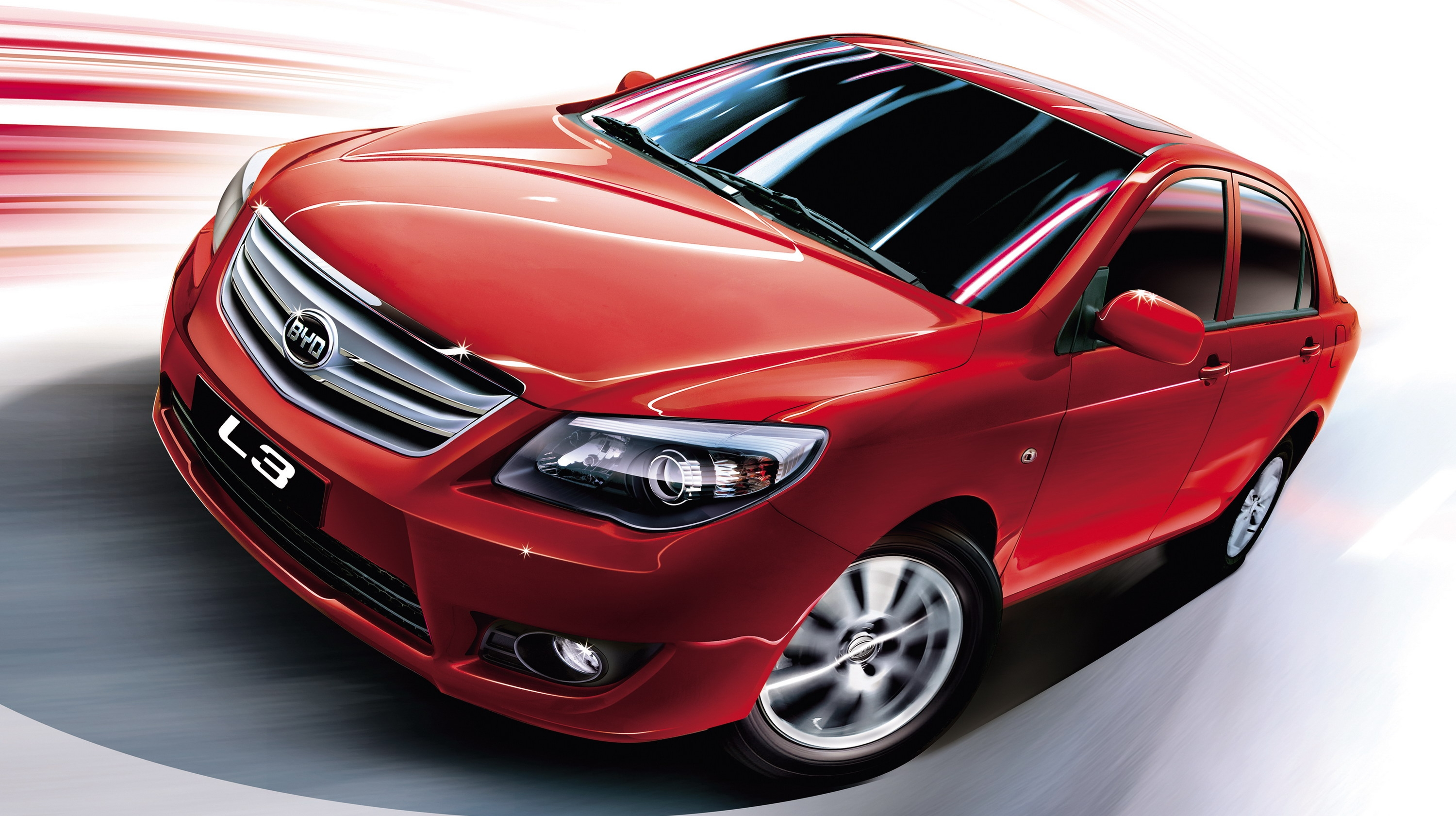 BYD F3 Reviews, Specs, Prices, Photos And Videos | Top Speed