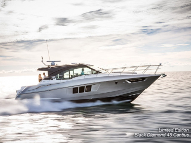2014 Cruisers Yachts 45 Cantius Review Top Speed