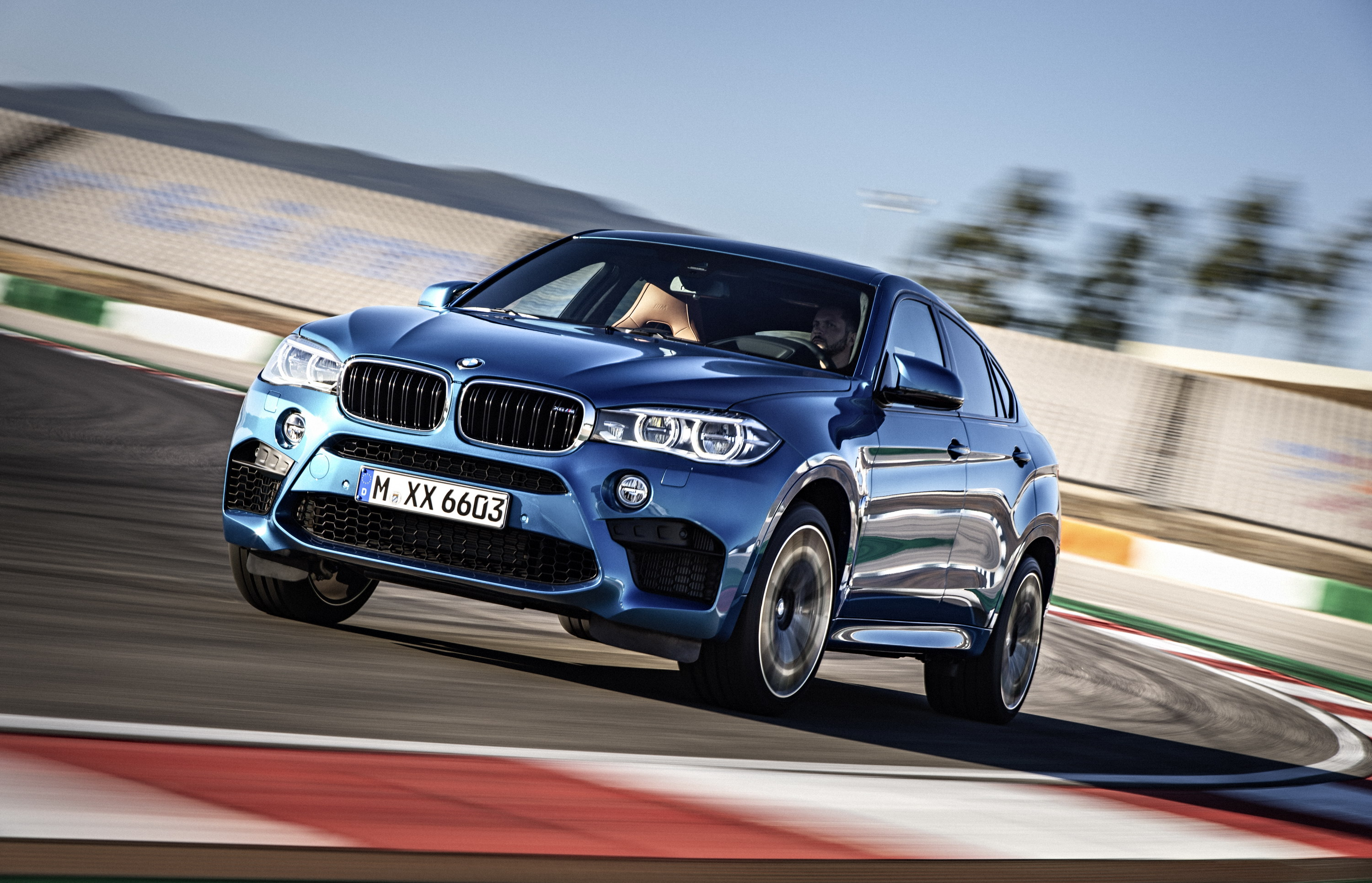 2015 Bmw X6 M Review Top Speed