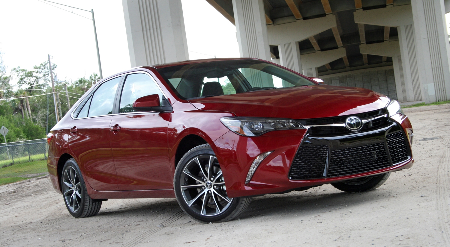 2015 Toyota Camry Driven Review Top Speed