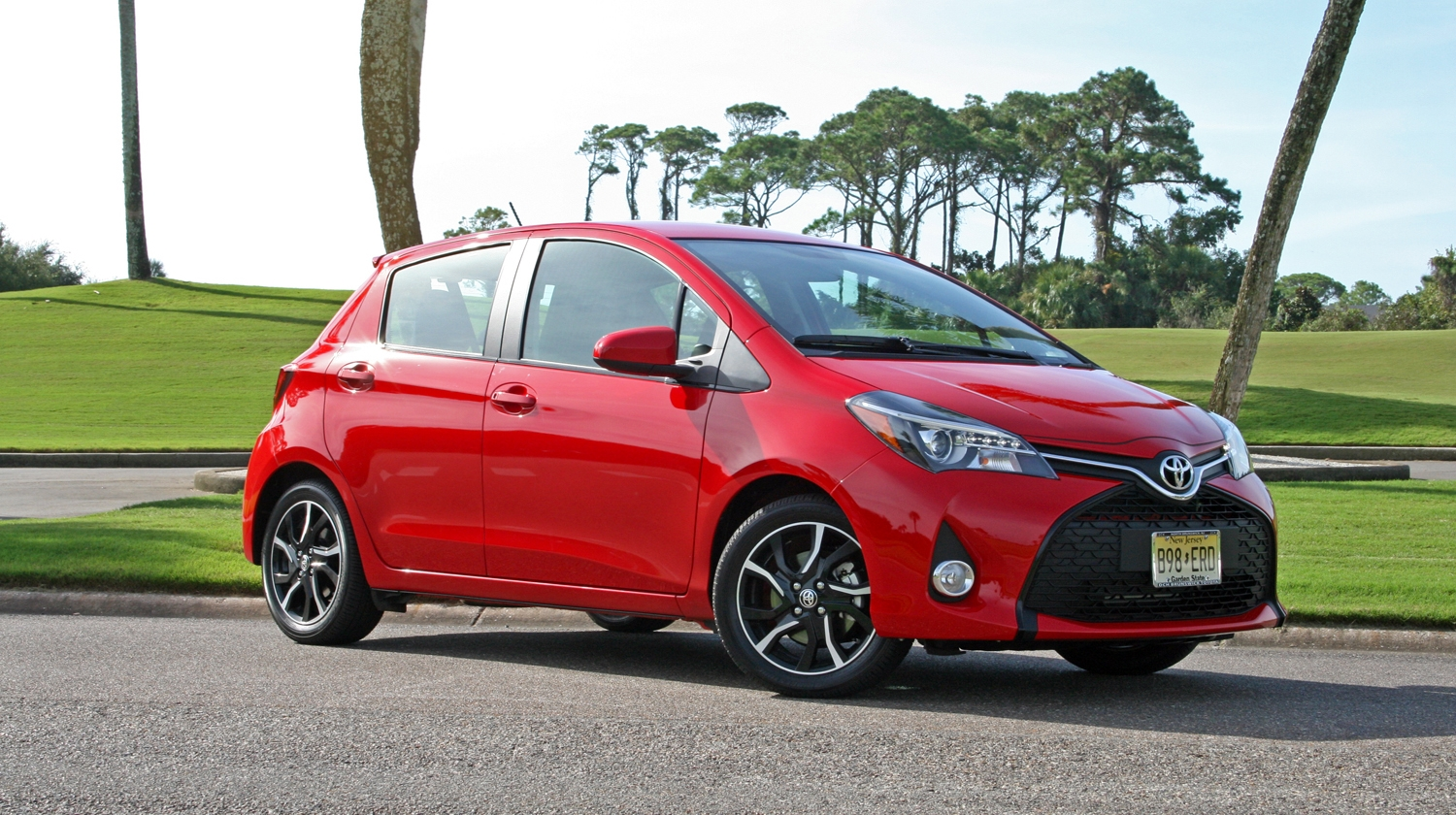 2015 toyota yaris driven review gallery top speed. Black Bedroom Furniture Sets. Home Design Ideas
