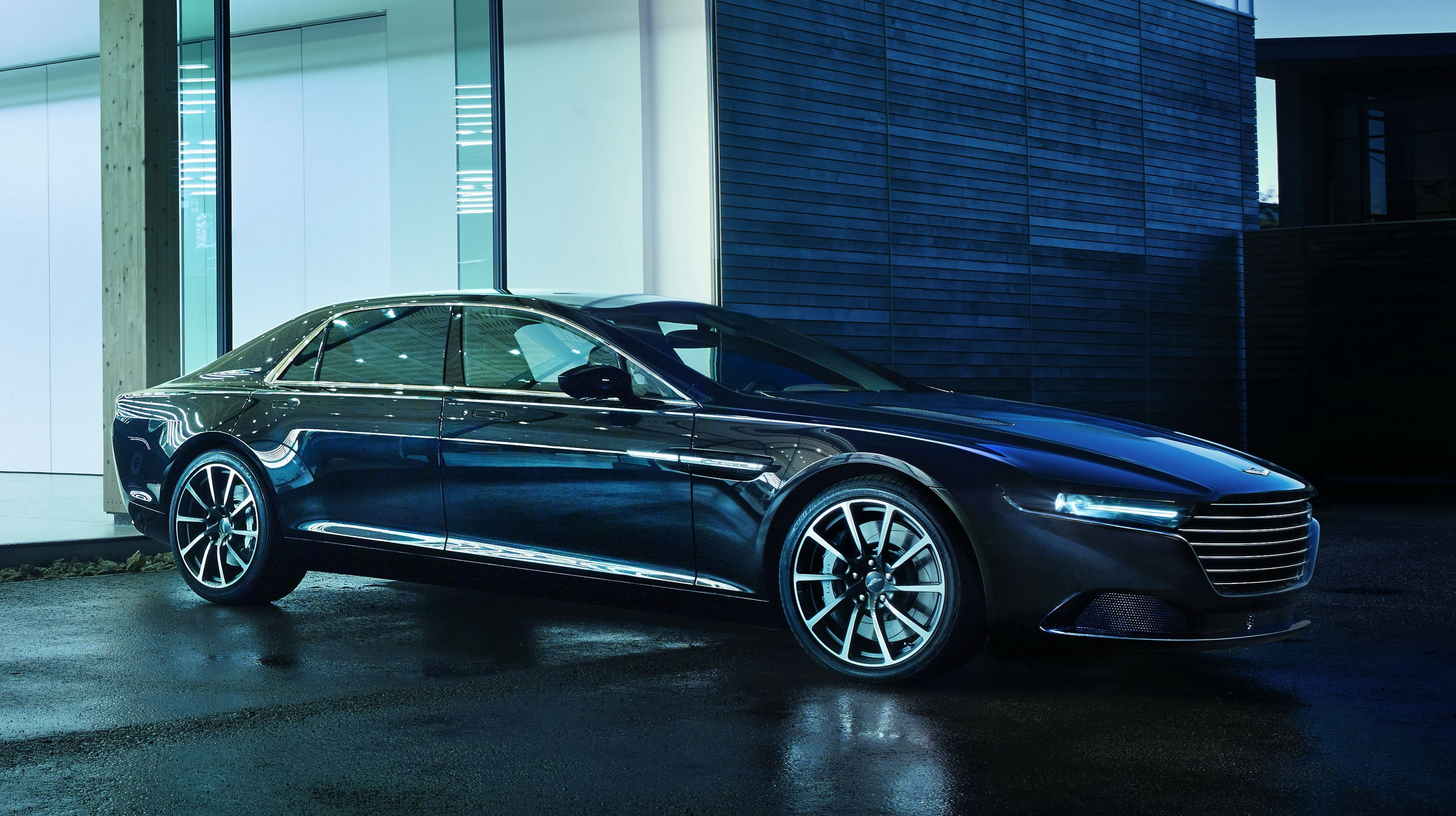 2020 Aston Martin Lagonda Suv Top Speed