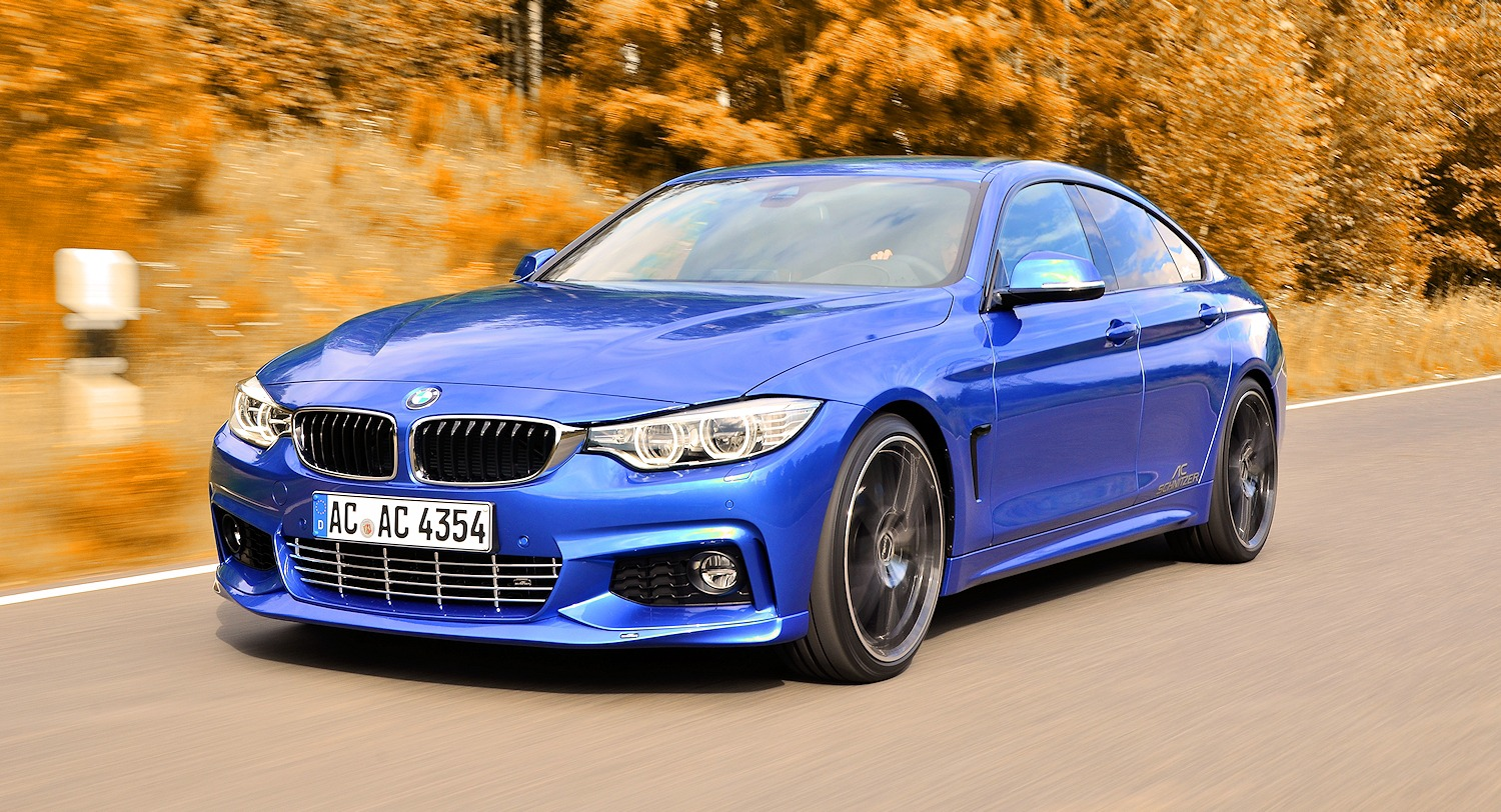 2014 Bmw 4 Series Gran Coupe By Ac Schnitzer Top Speed