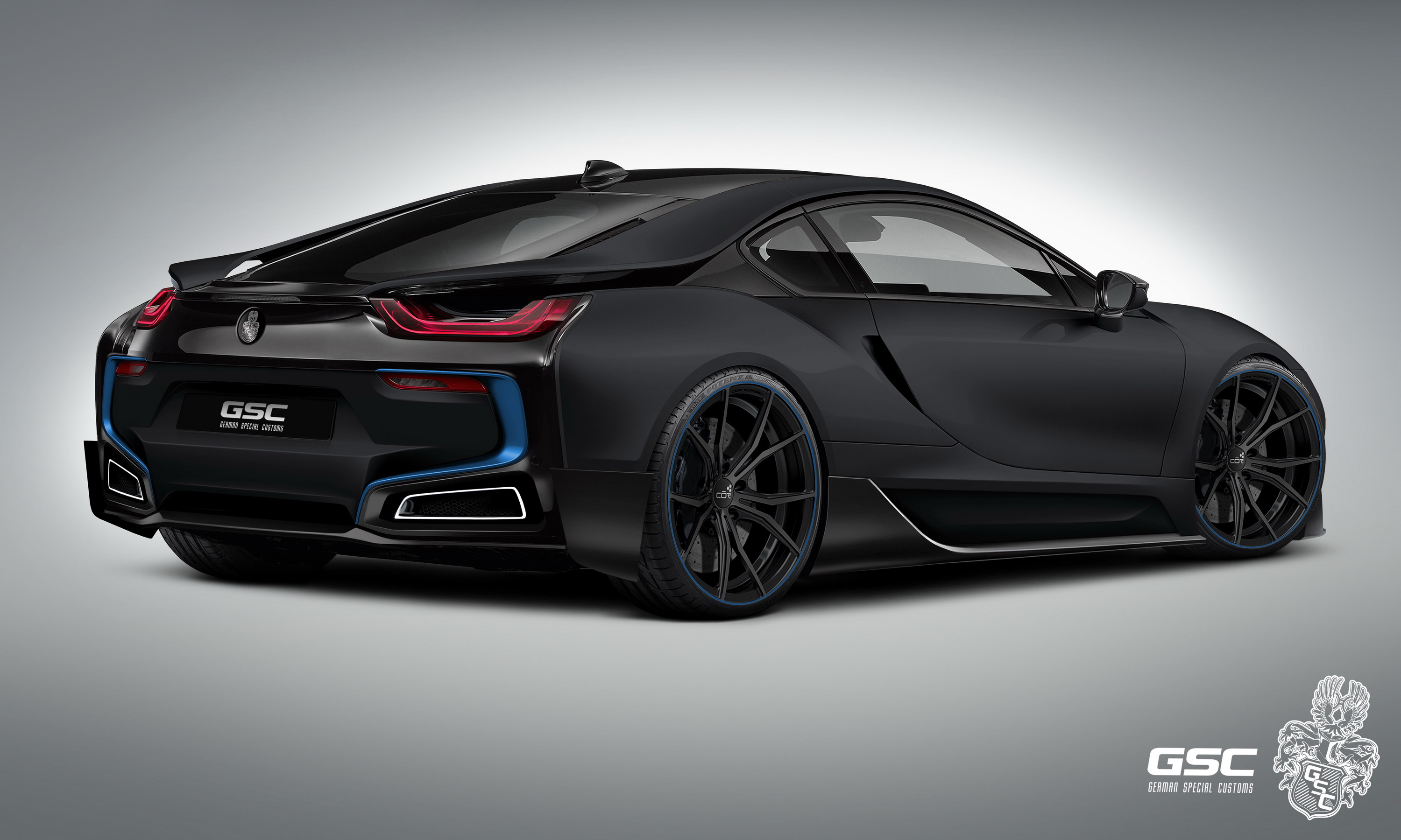 2015 Bmw I8 Itron By German Special Customs Top Speed