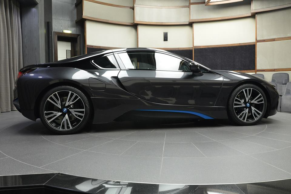 2015 Bmw I8 Sophisto Grey Top Speed
