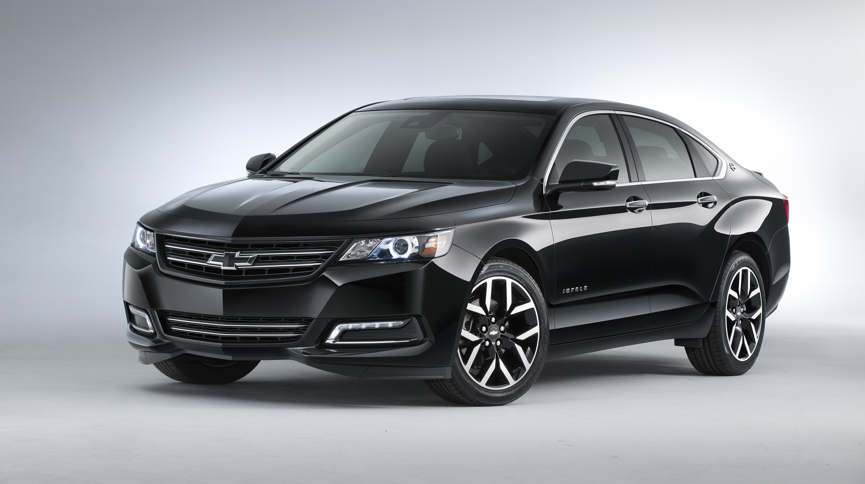 2015 Chevrolet Impala Blackout Concept Review Top Speed