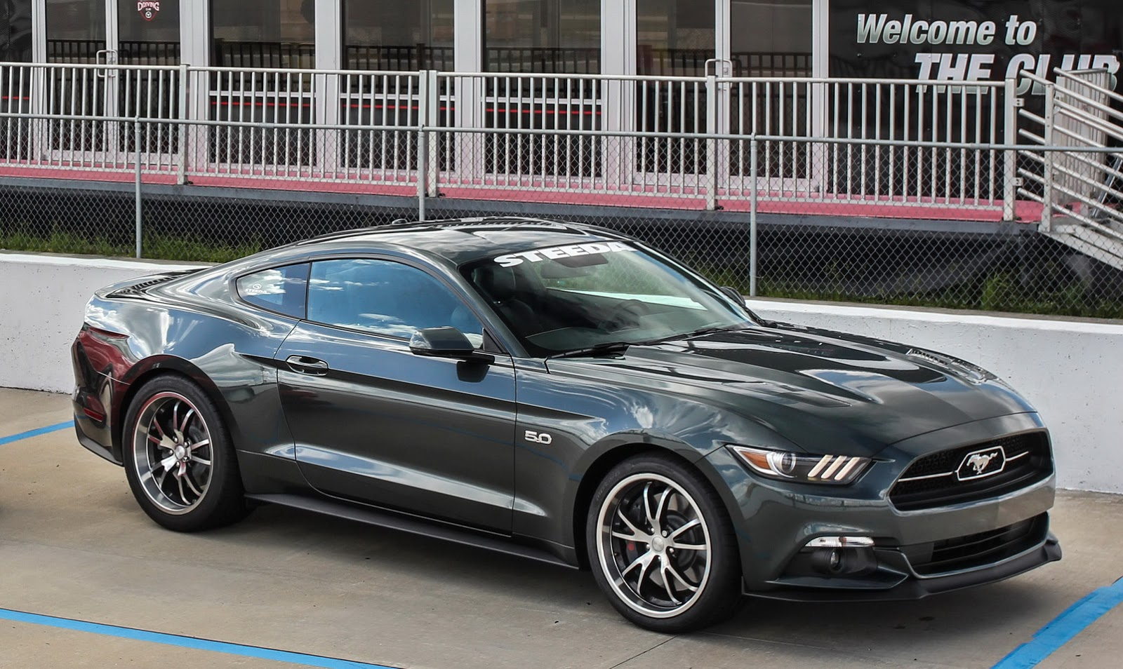 2015 ford mustang s550 by steeda top speed