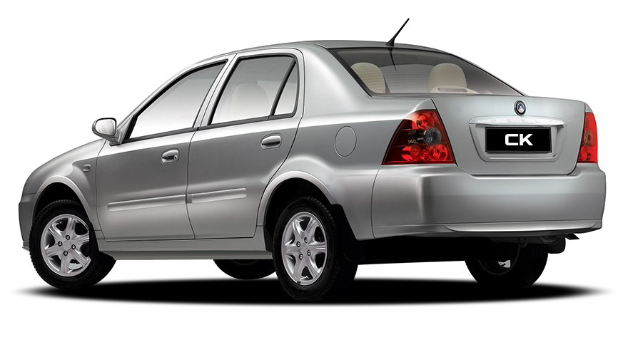 2014 Geely Ck Review