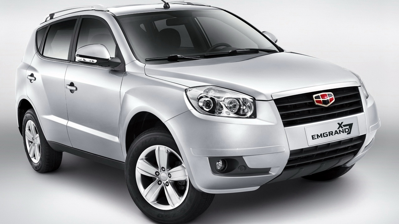 Geely Emgrand X7 Reviews Specs Prices Photos And Videos Top Speed