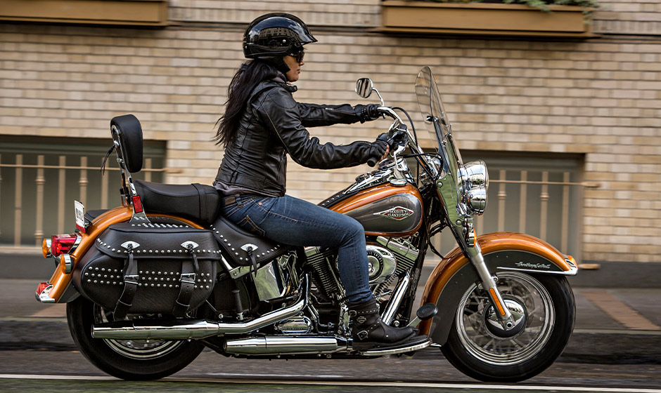 2015 Harley-Davidson Heritage Softail Classic | Top Speed