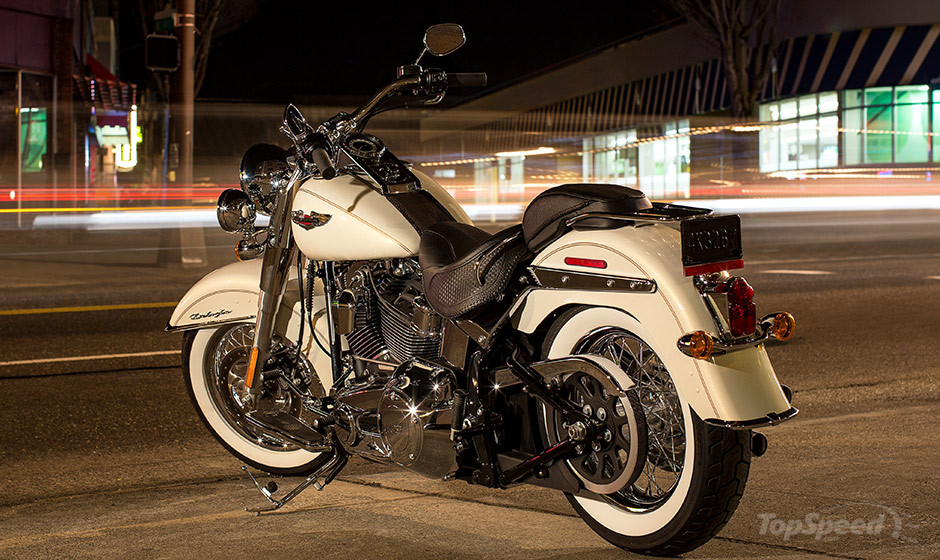 2015 Harley Davidson Softail Deluxe Picture 572210