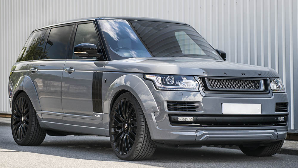 2014 Land Rover Range Rover Rs 600 Performance Edition By