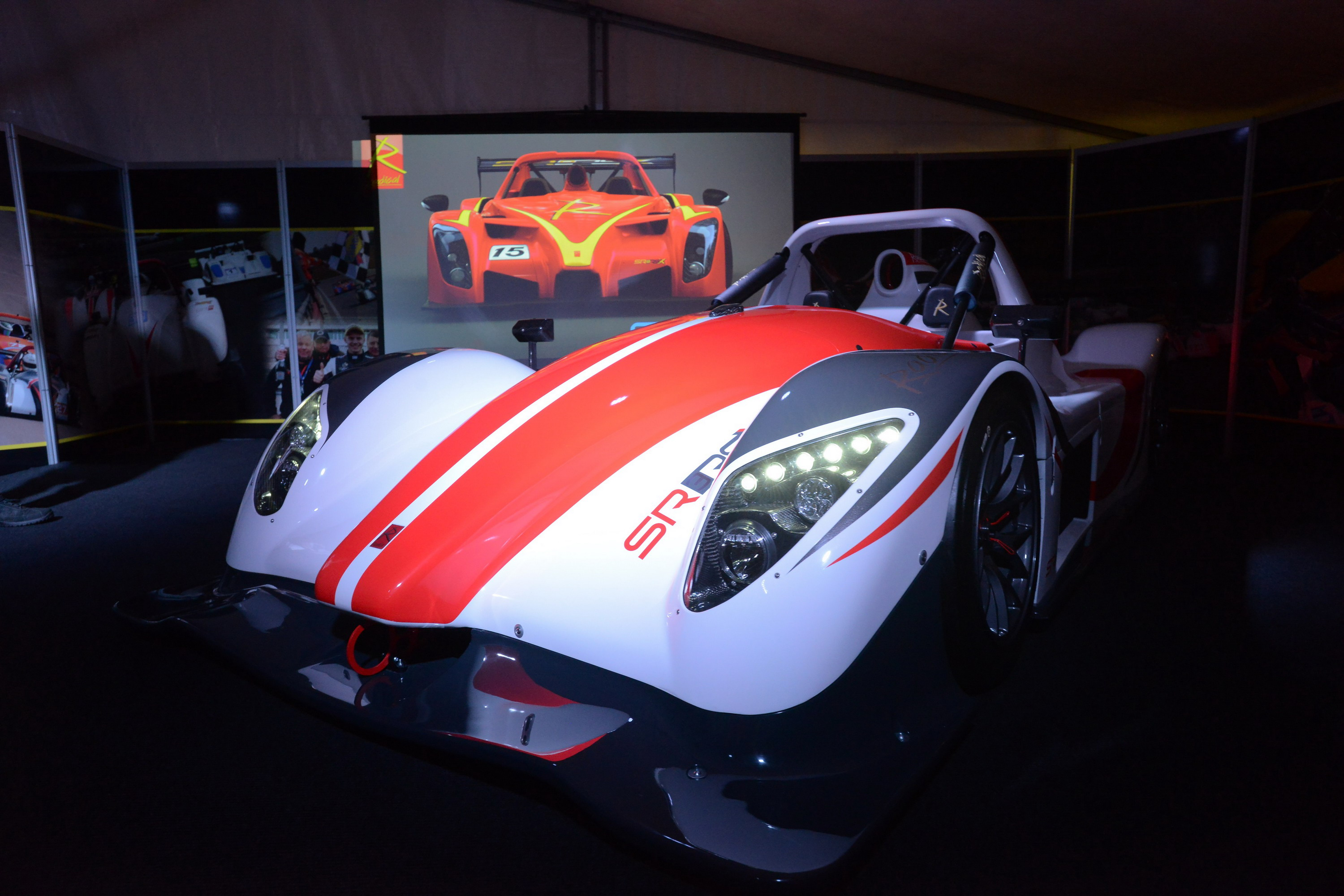 2015 Radical SR3 RSX Review - Top Speed