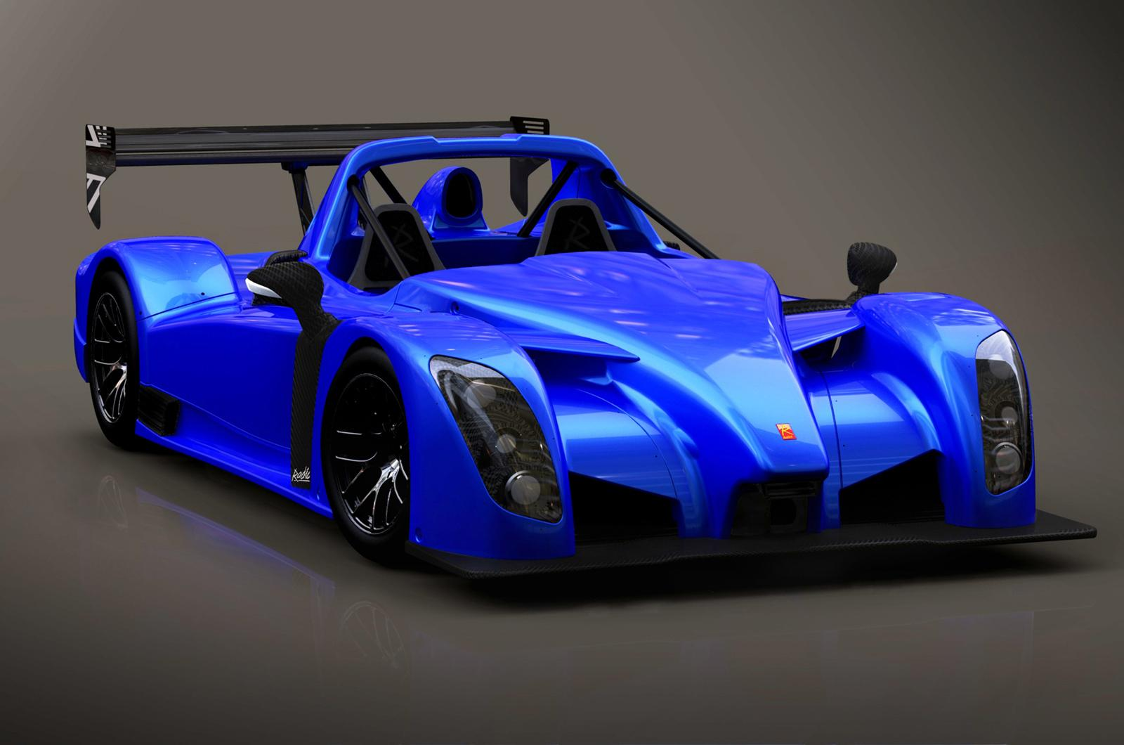2015 Radical SR8 RSX Review - Top Speed
