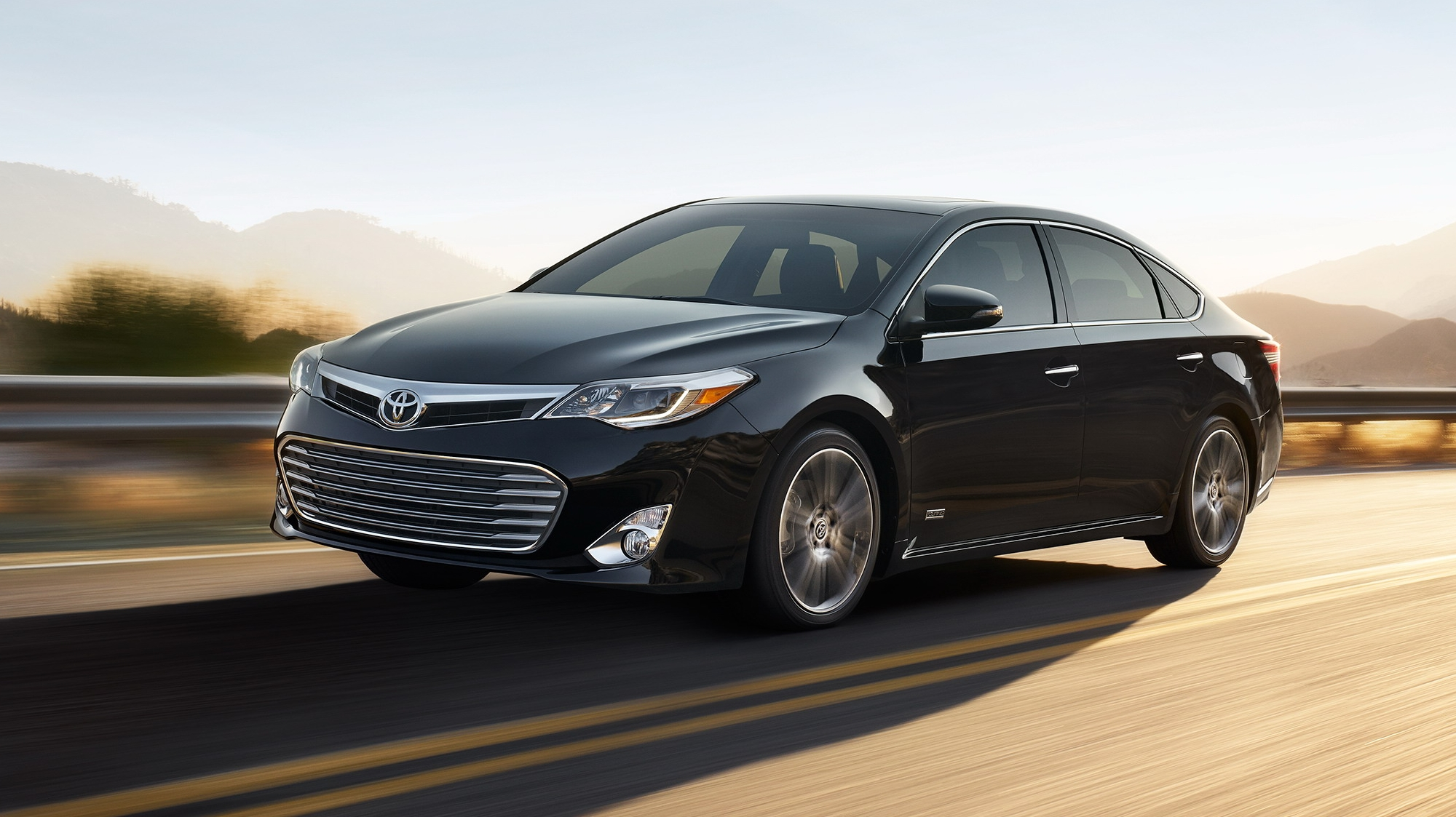 2015 Toyota Avalon XLE Touring Sport Edition | Top Speed
