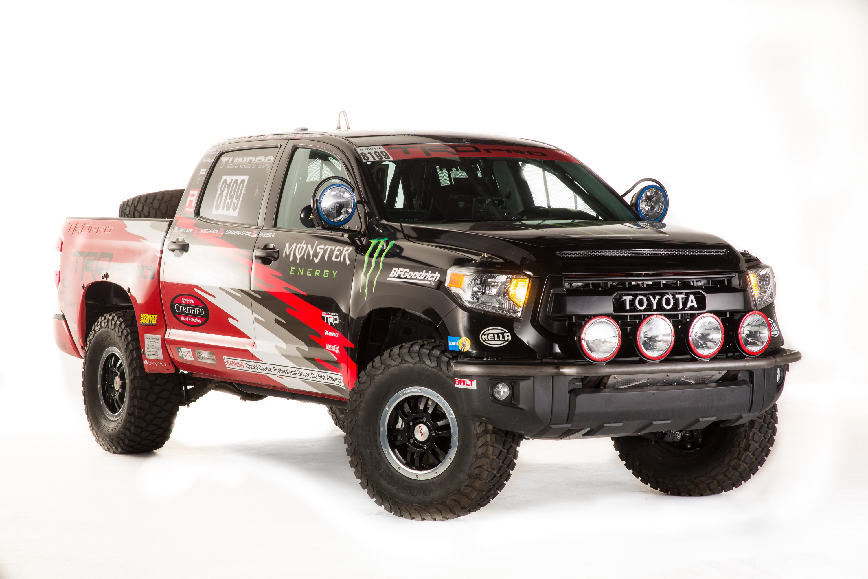 2015 Toyota Tundra Trd Pro Desert Race Truck Top Speed