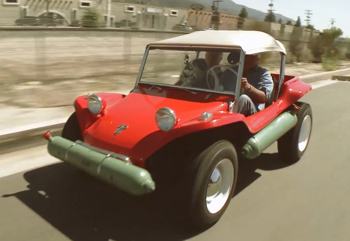 Video: Jay Leno Reviews Meyers Manx Dune Buggy Gallery