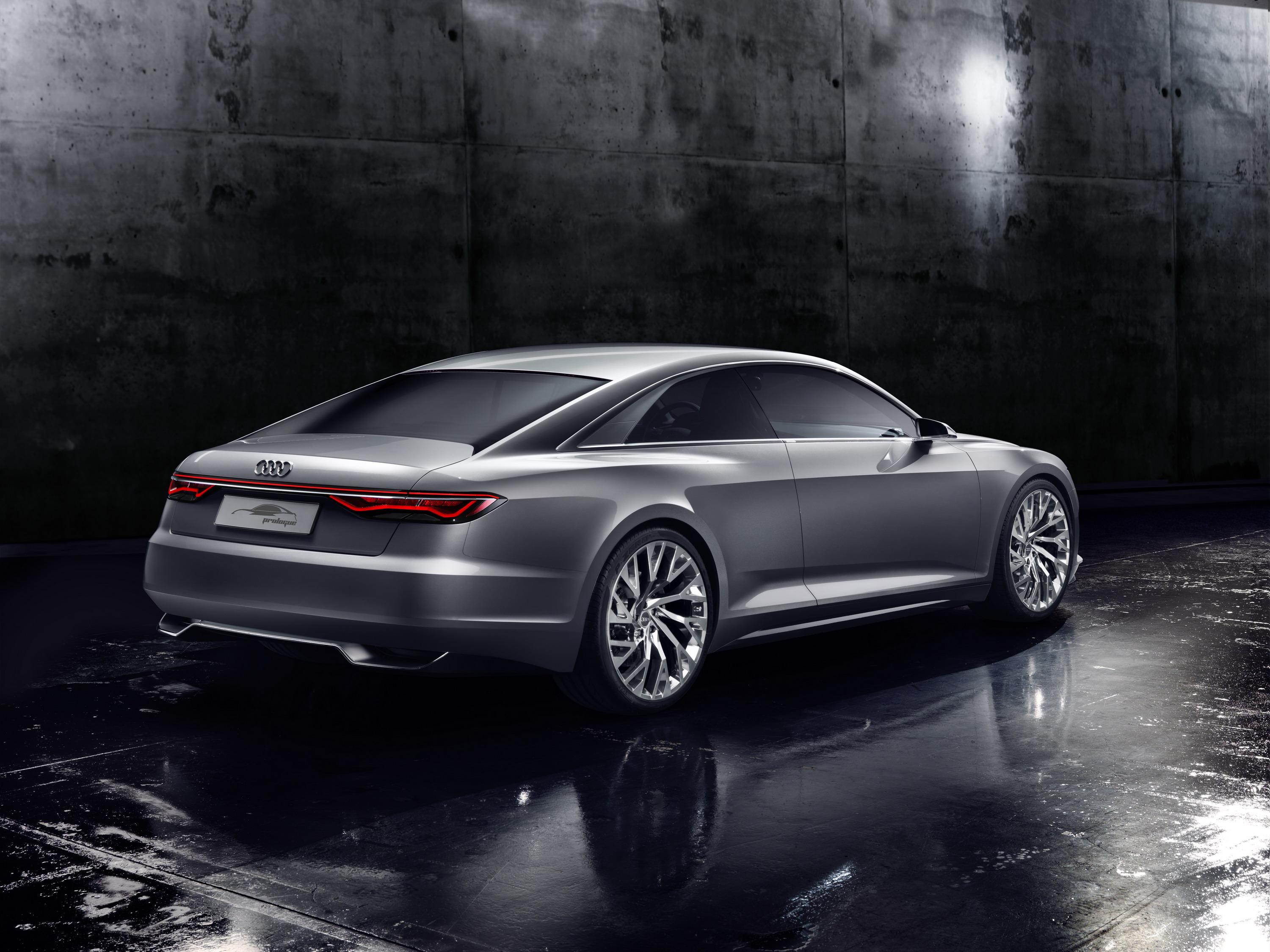 2014 Audi Prologue Concept Review Top Speed