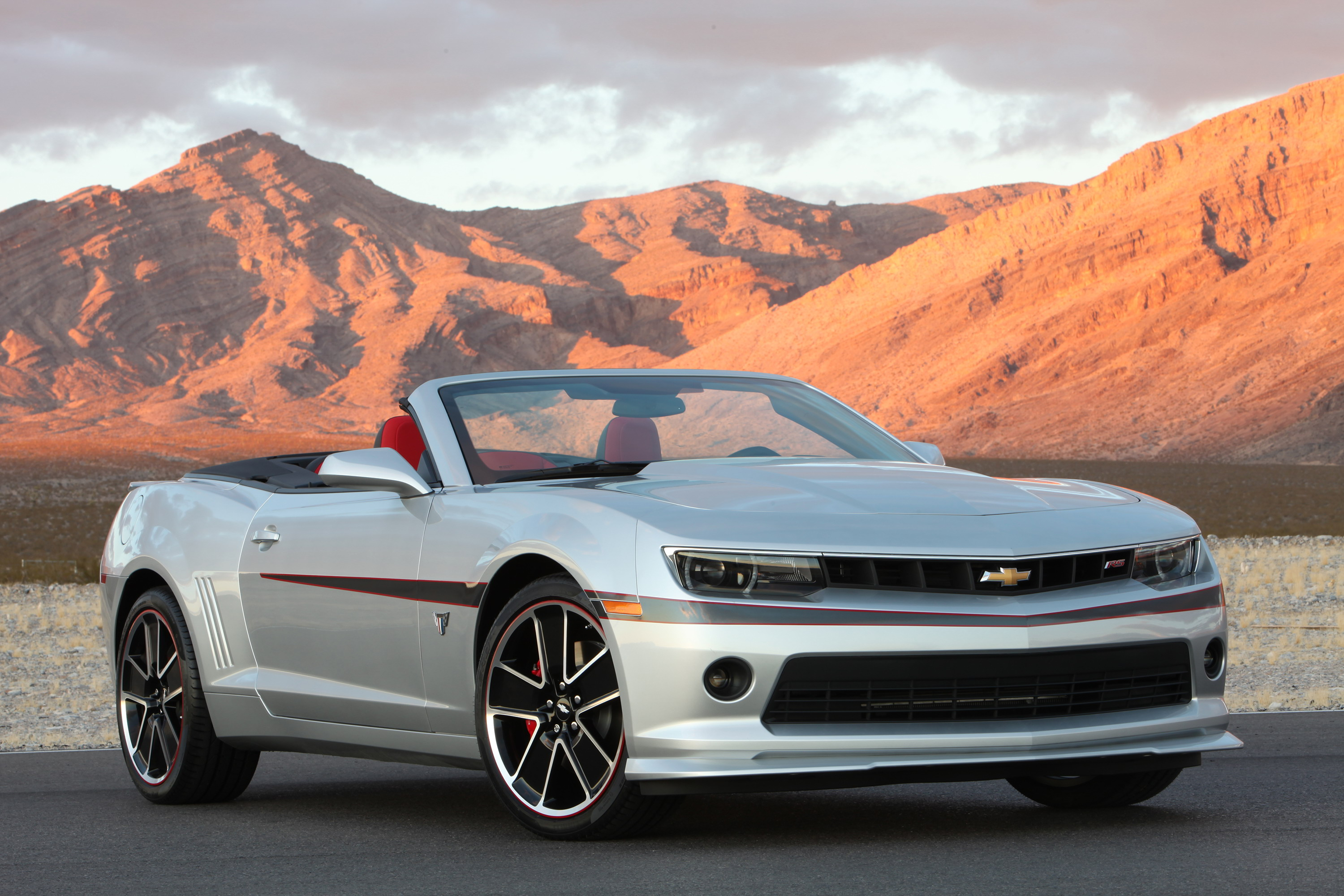 2015 chevrolet camaro commemorative edition review - top speed