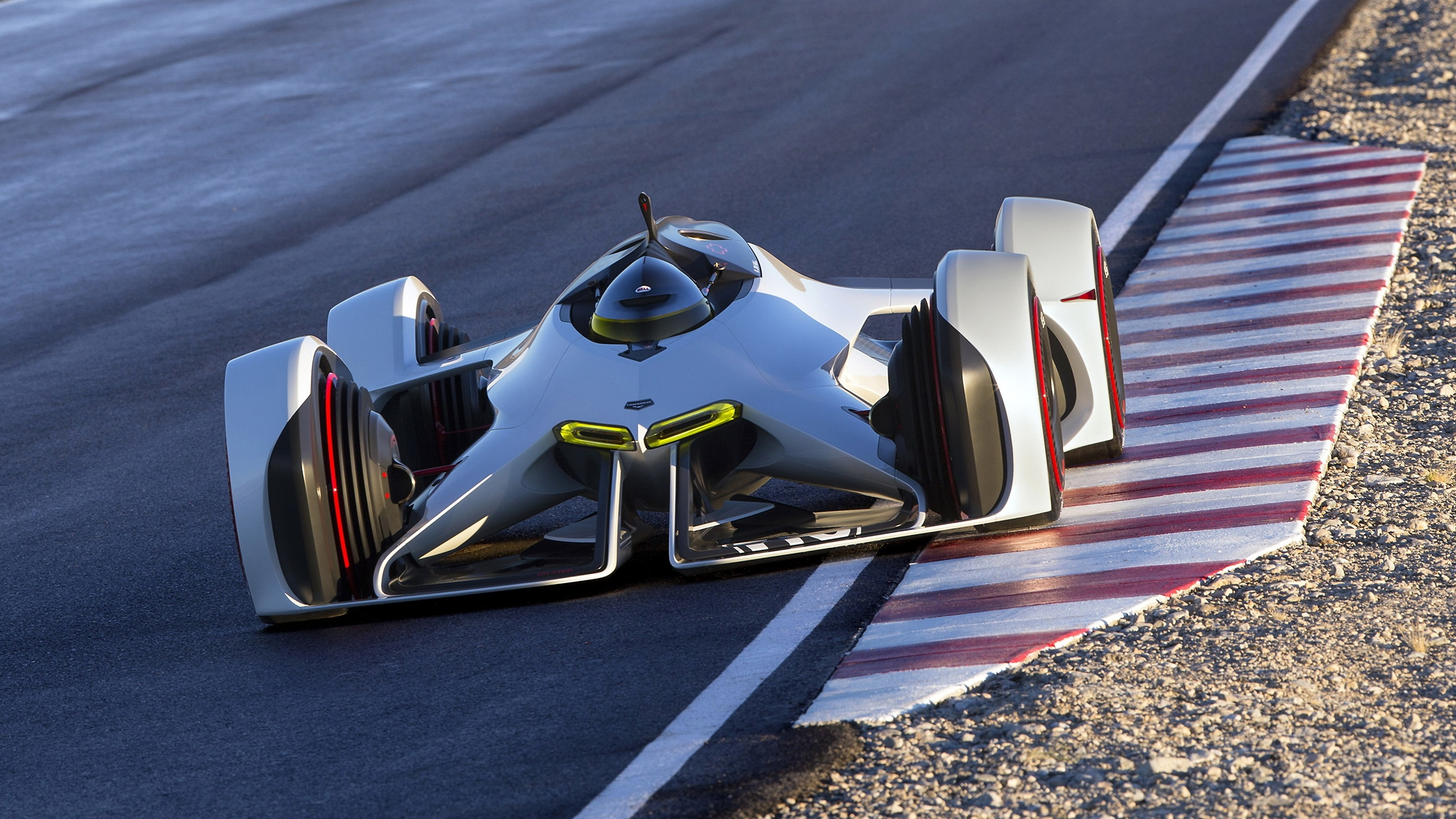 2015 Chevrolet Chaparral 2X VGT Concept | Top Speed