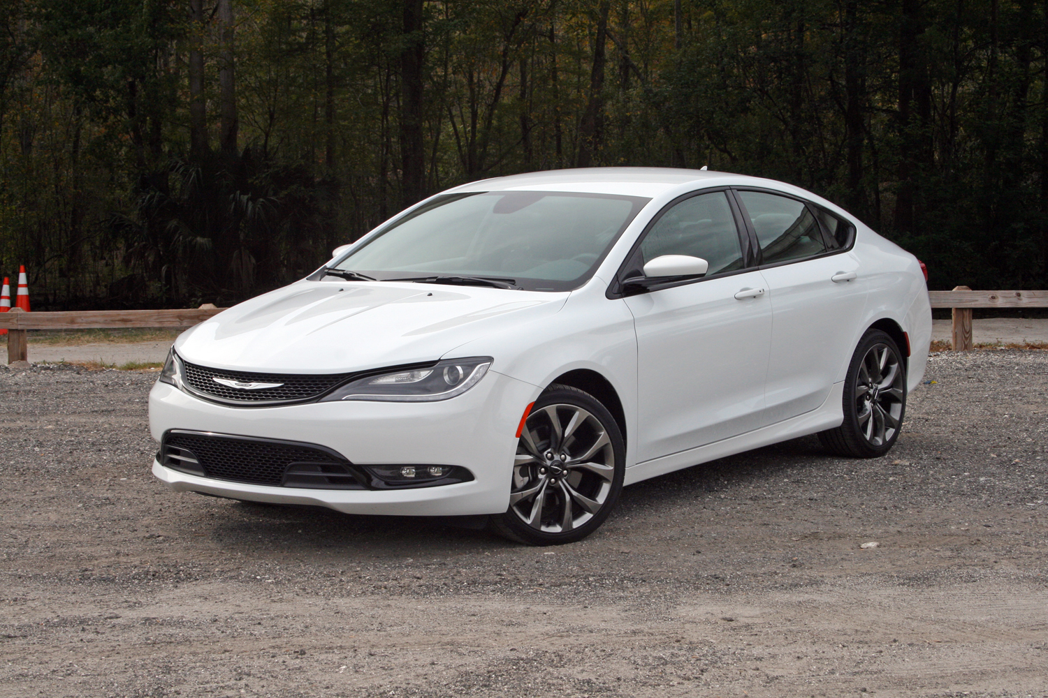 2015 Chrysler 200 S Driven Top Speed