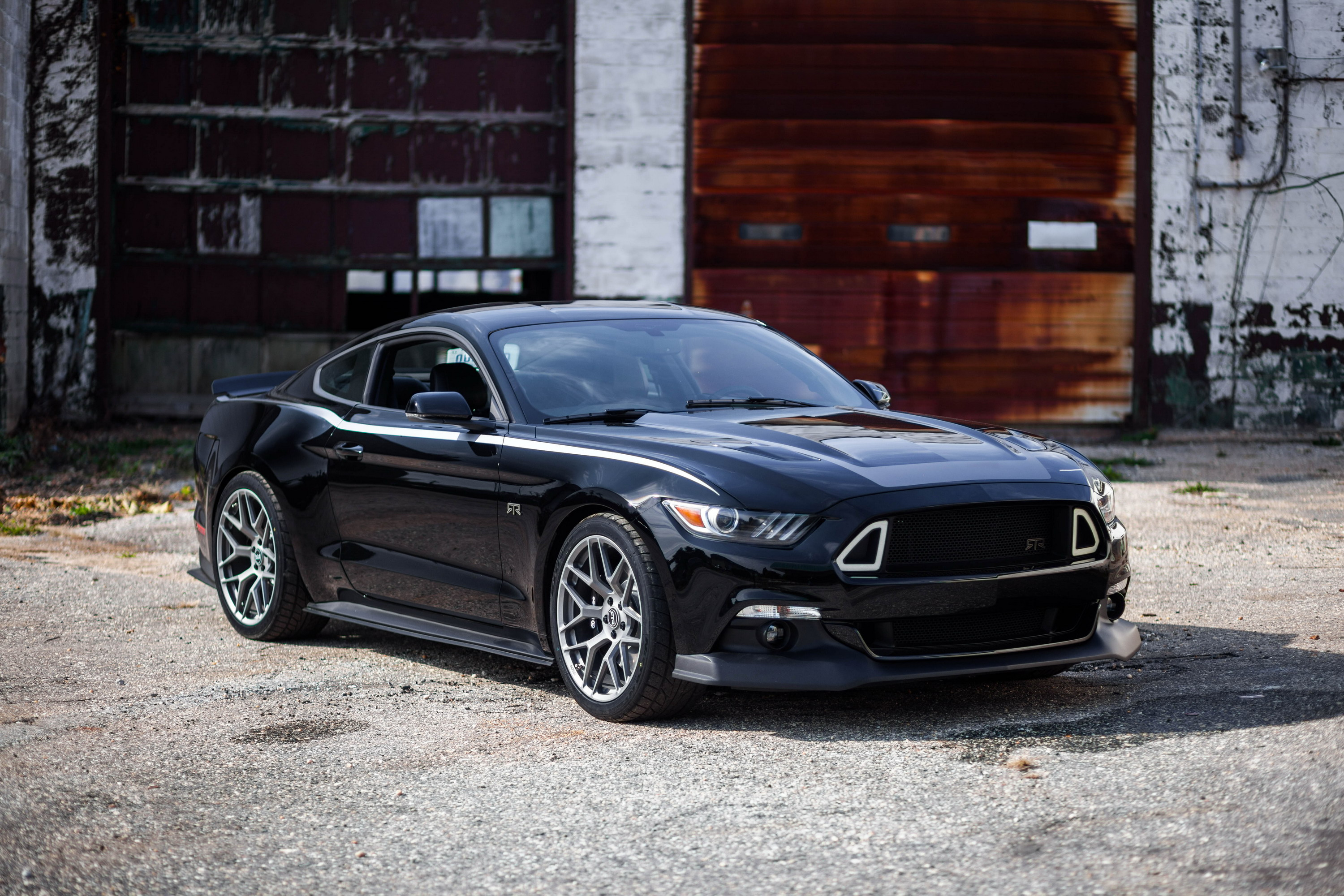 Price Of Ford Mustang Rtr
