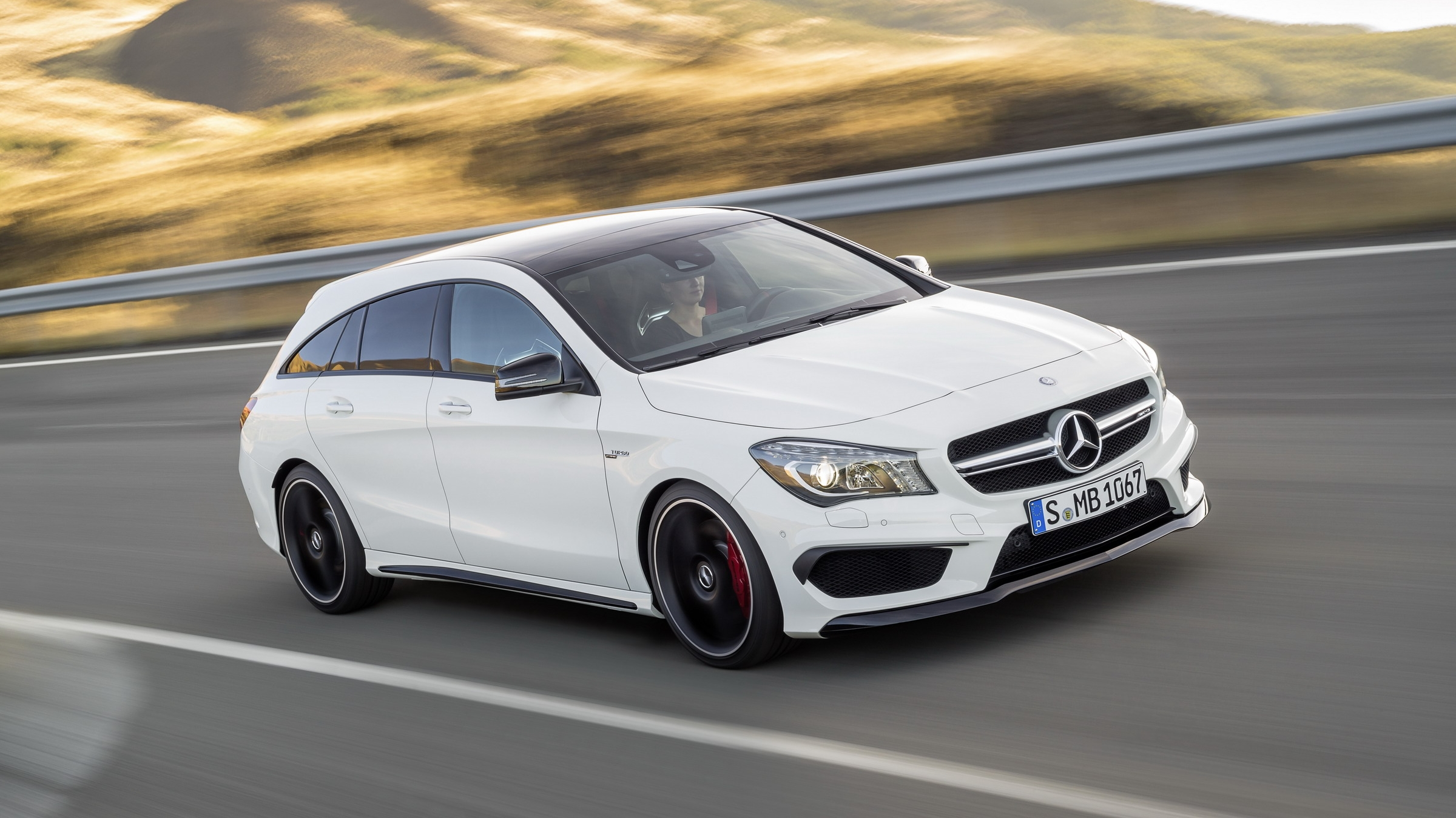 2016 Mercedes Cla45 Amg Shooting Brake Review Top Speed